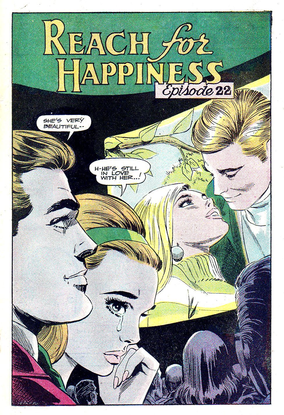 Read online Secret Hearts comic -  Issue #131 - 19