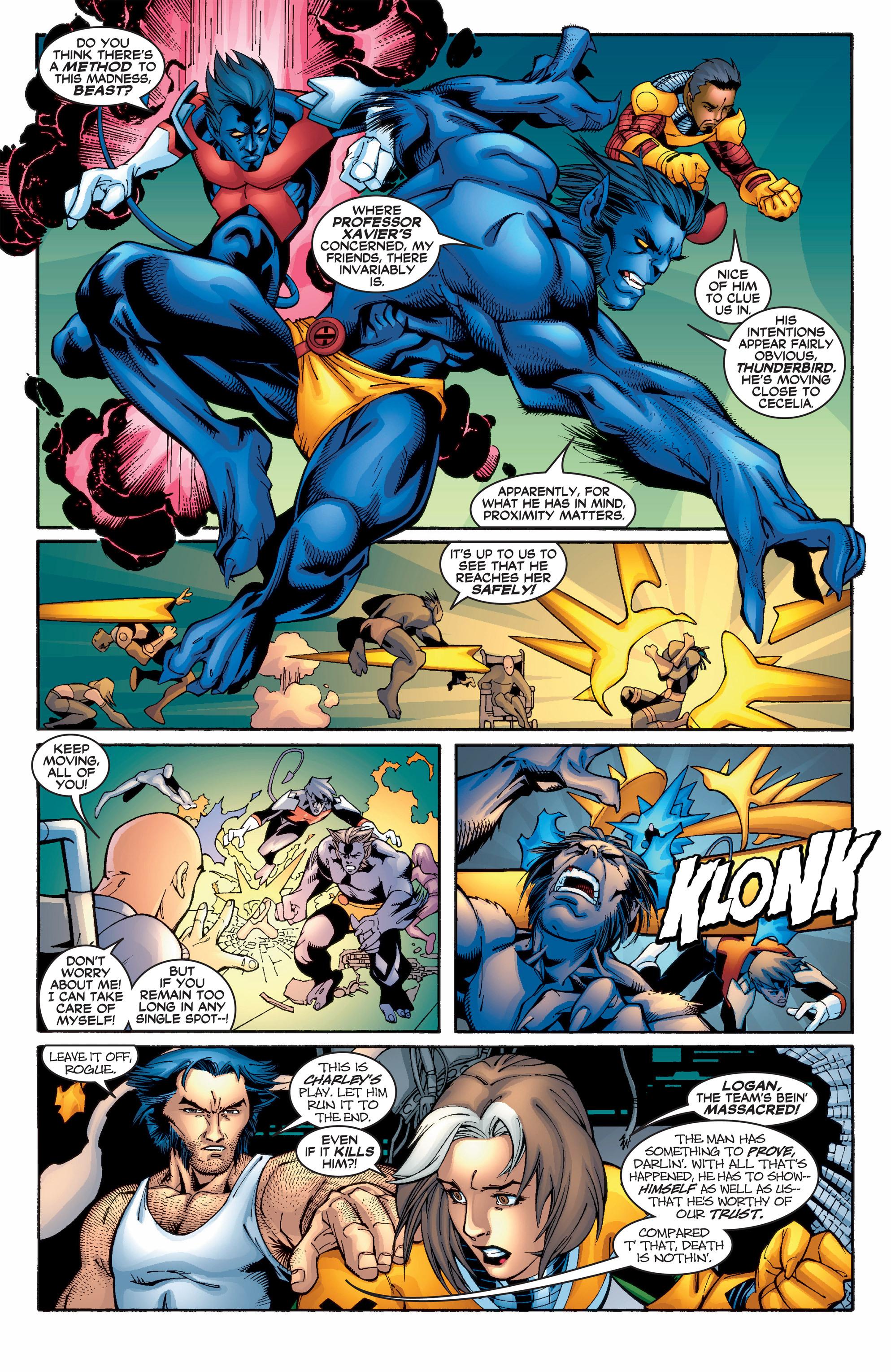 Read online Uncanny X-Men (1963) comic -  Issue #389 - 22