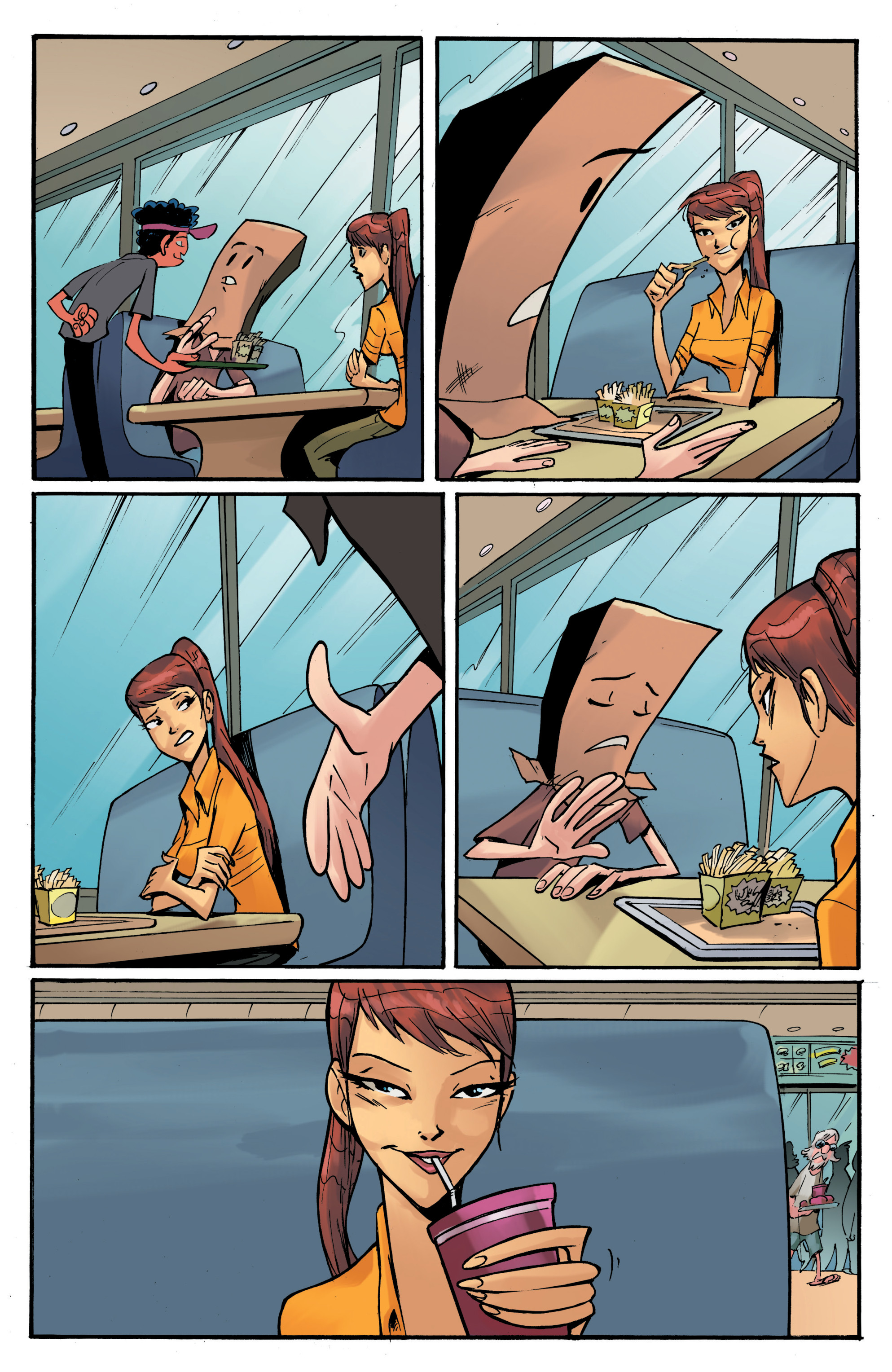 Read online Smosh comic -  Issue #5 - 12