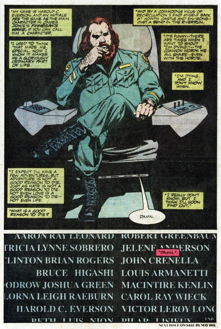 Strikeforce: Morituri 20 Page 24