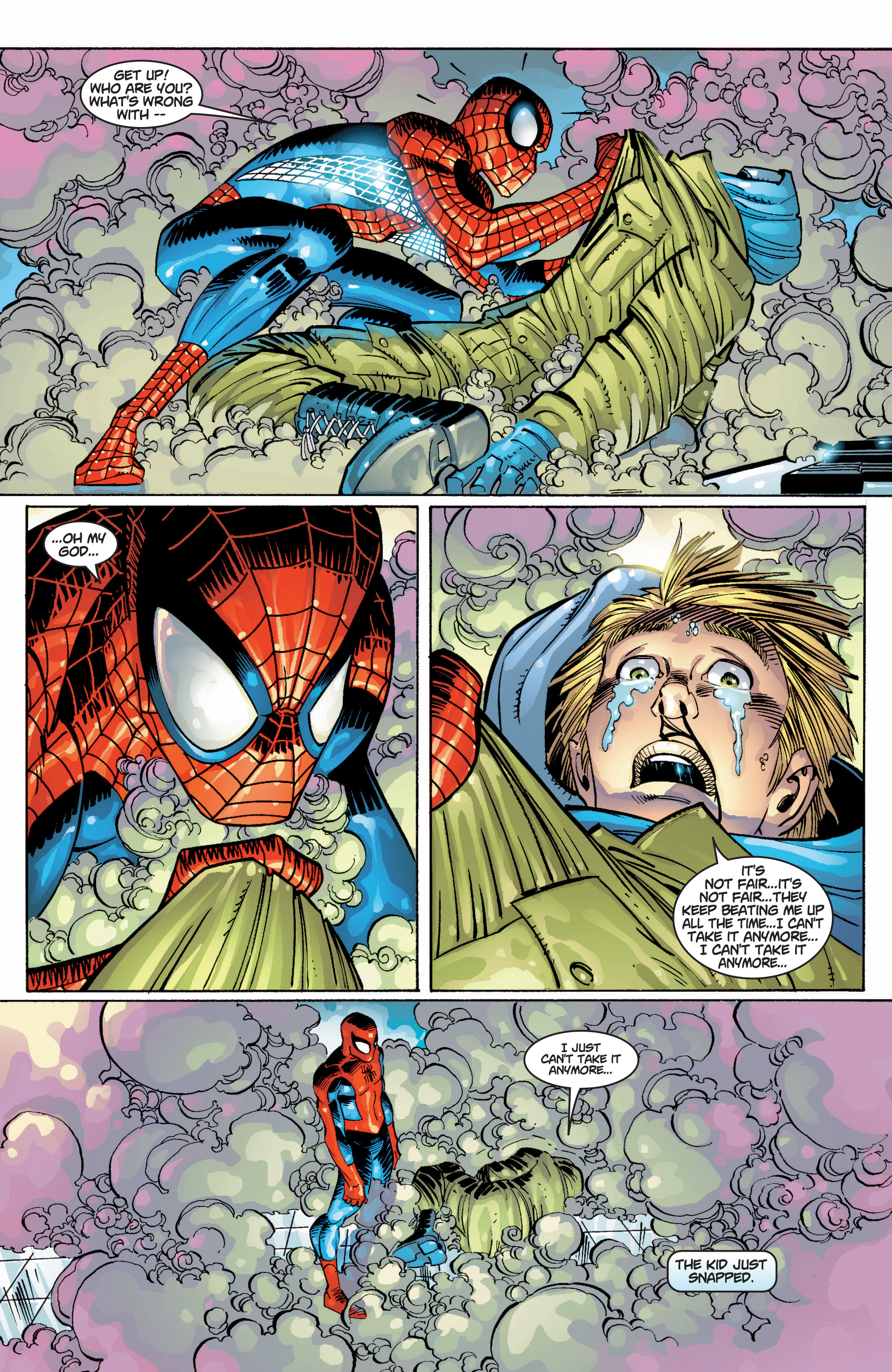 The Amazing Spider-Man (1999) 31 Page 19