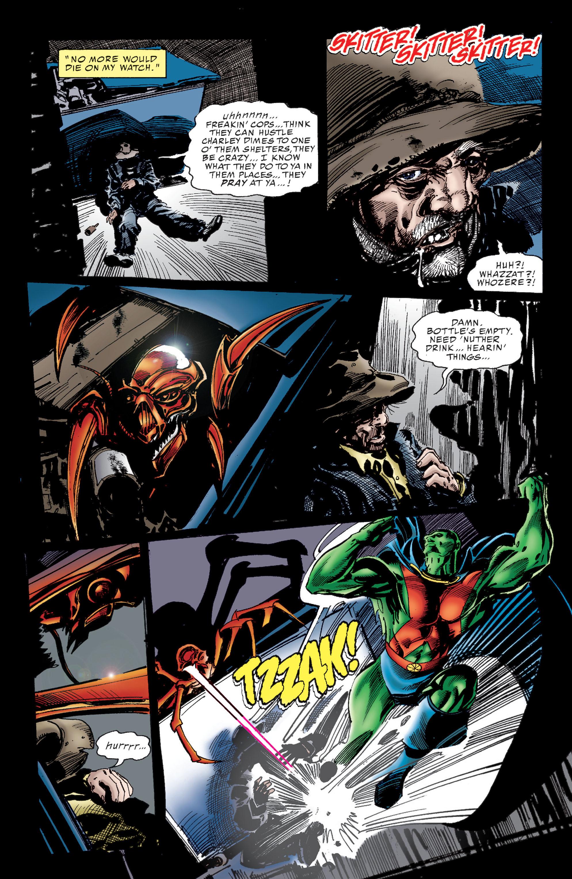 Read online Martian Manhunter: Son of Mars comic -  Issue # TPB - 37