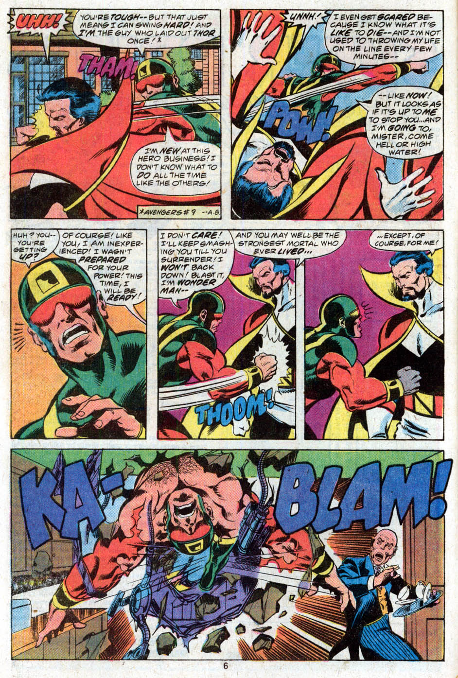 The Avengers (1963) 165 Page 4