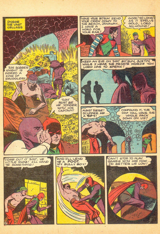 Read online Sensation (Mystery) Comics comic -  Issue #25 - 20