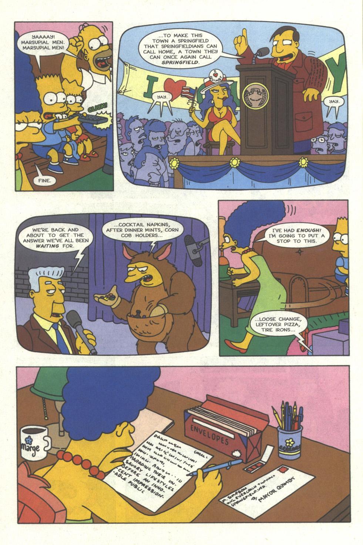 Read online Simpsons Comics comic -  Issue #25 - 5