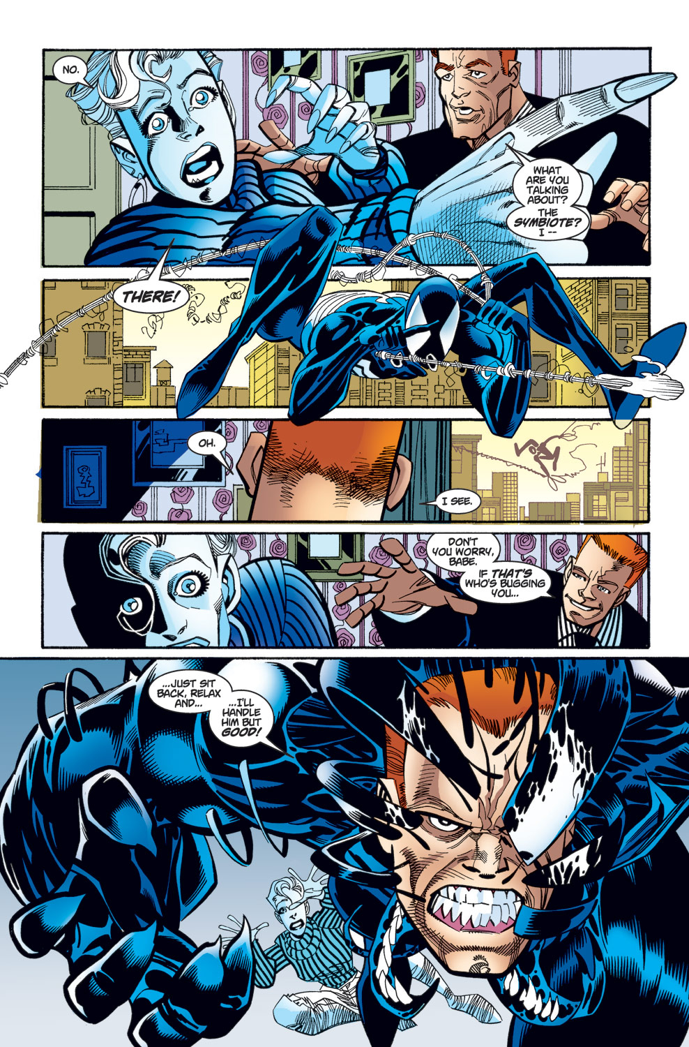 The Amazing Spider-Man (1999) 19 Page 15