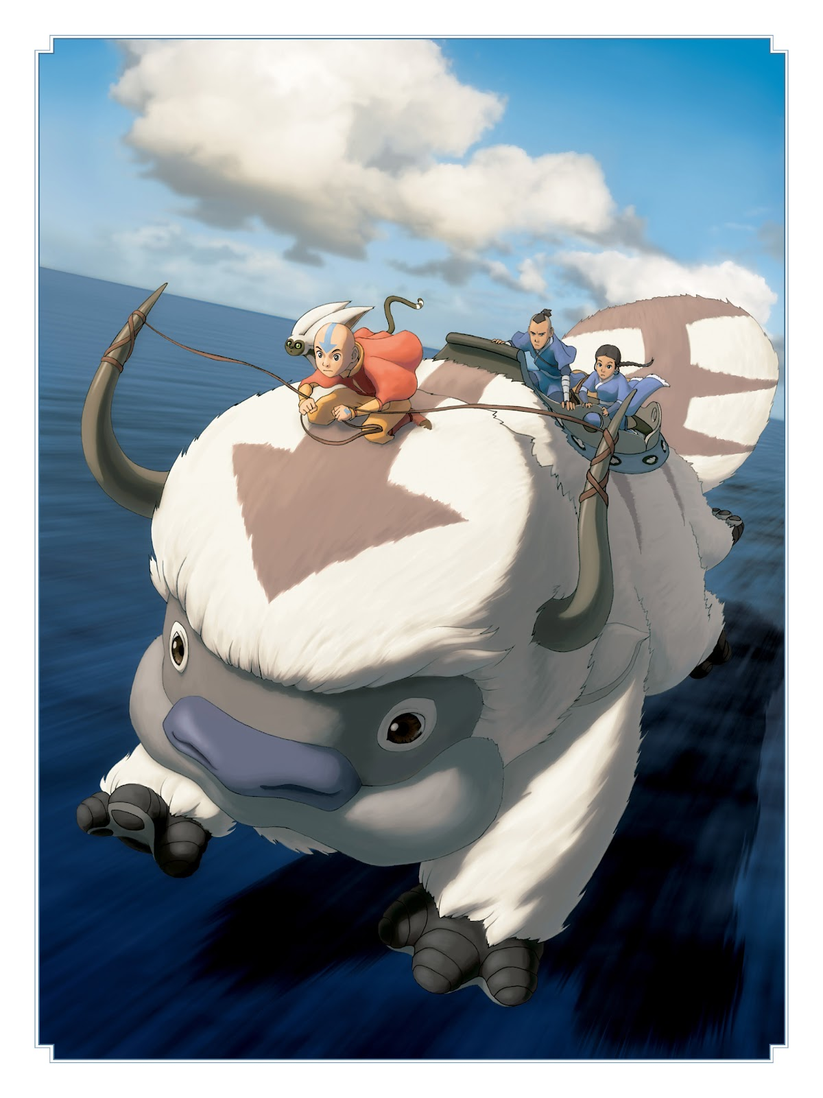 Read online Avatar: The Last Airbender - The Art of the Animated Series comic -  Issue # TPB (Part 1) - 5