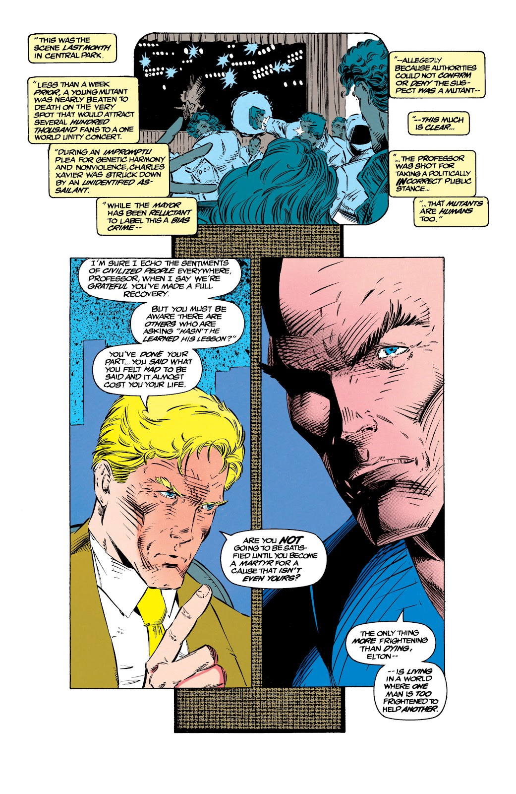Uncanny X-Men (1963) issue 299 - Page 13