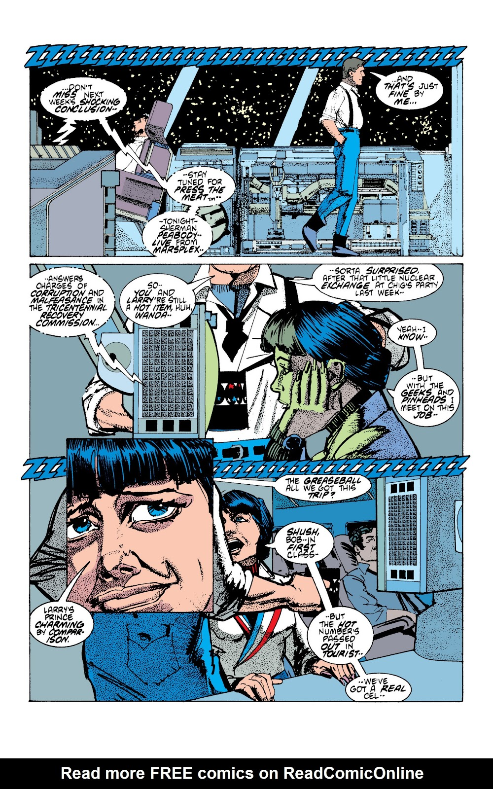 American Flagg! issue Definitive Collection (Part 1) - Page 17