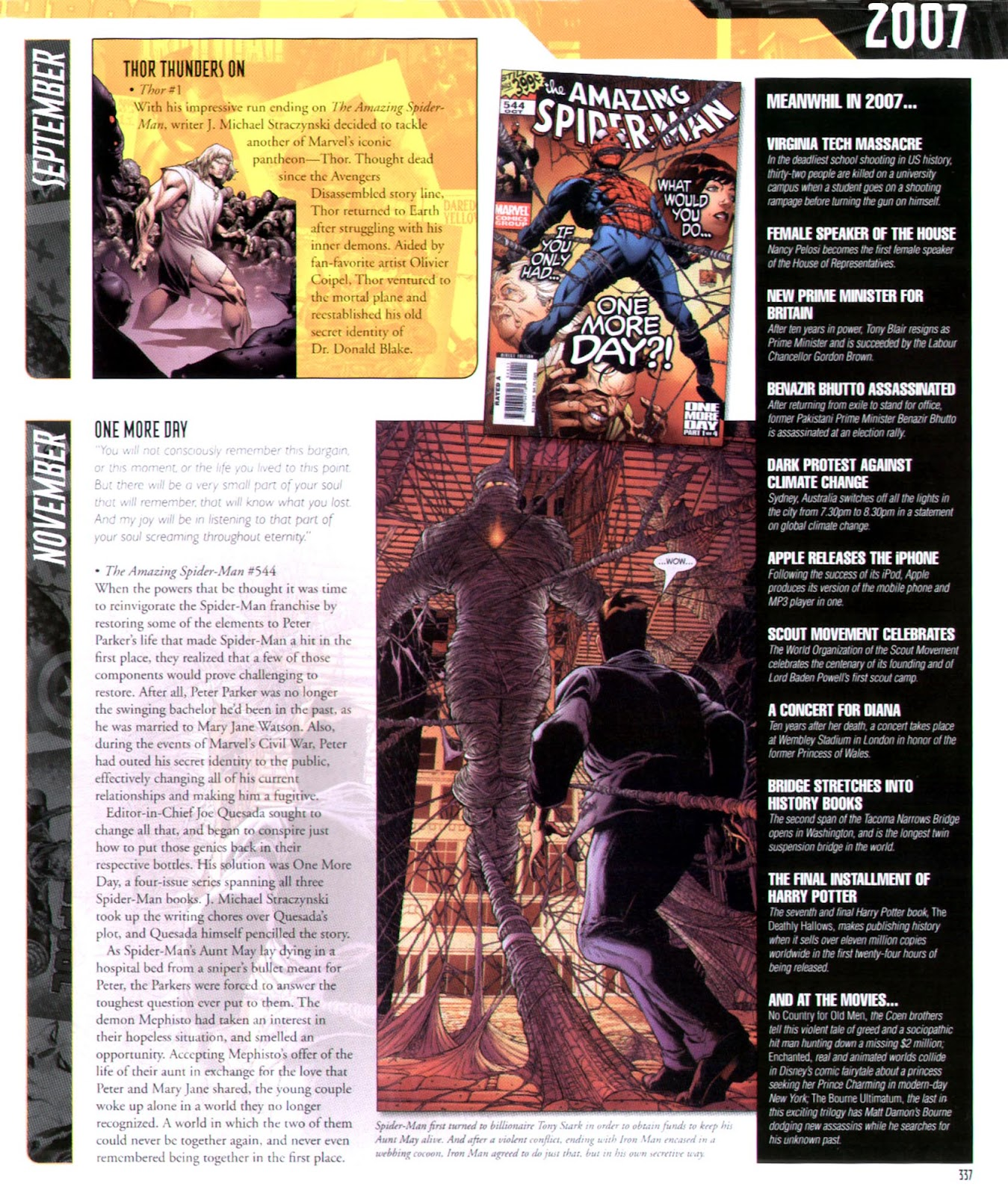 Read online Marvel Chronicle comic -  Issue # TPB (Part 3) - 113