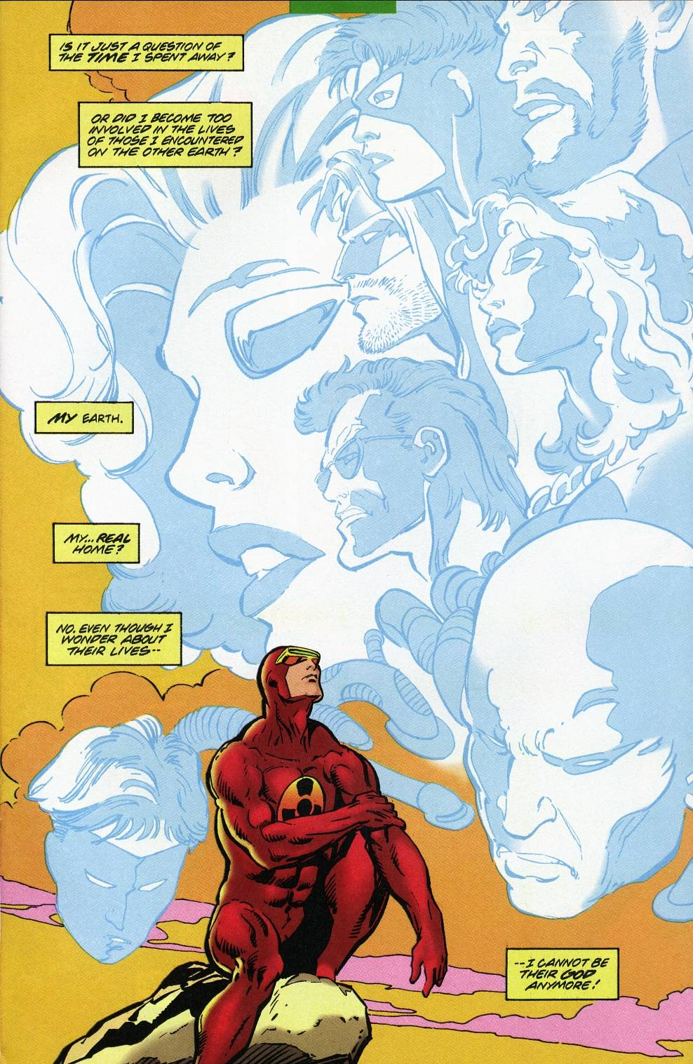 Read online Solar, Man of the Atom comic -  Issue #53 - 7