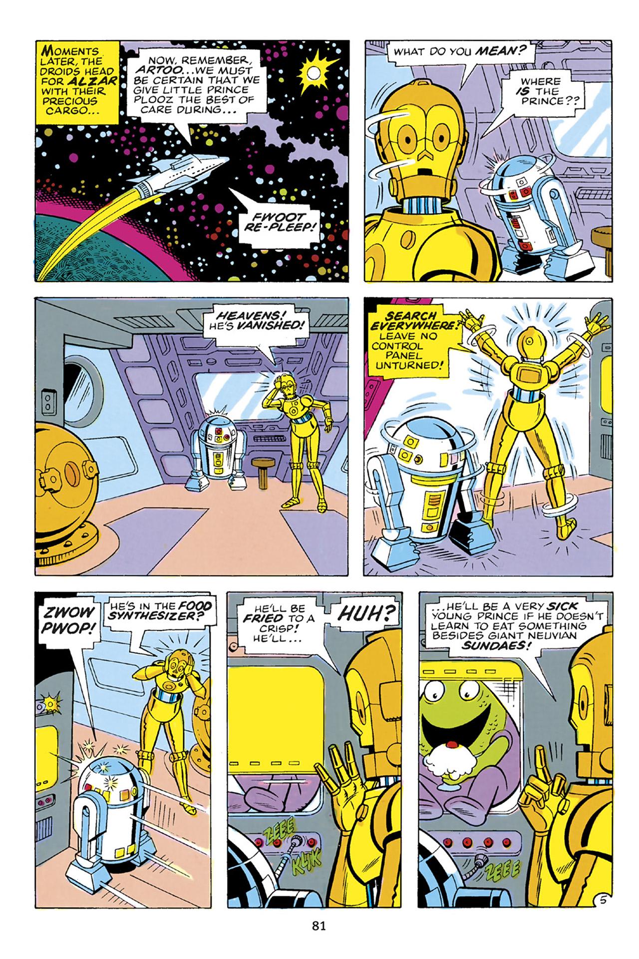 Read online Star Wars Omnibus comic -  Issue # Vol. 23 - 80