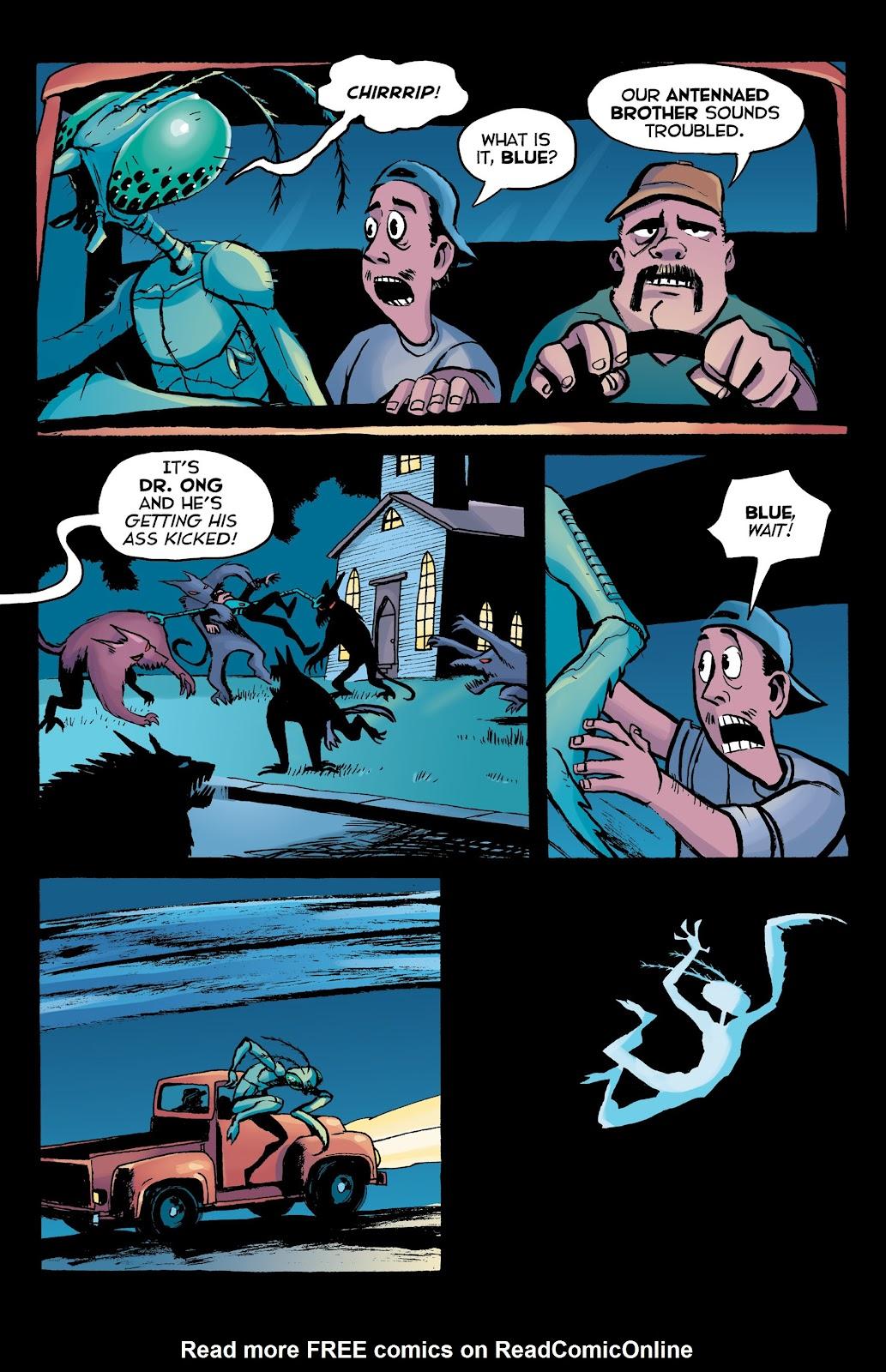 Read online Creature Tech (2019) comic -  Issue # TPB (Part 2) - 42