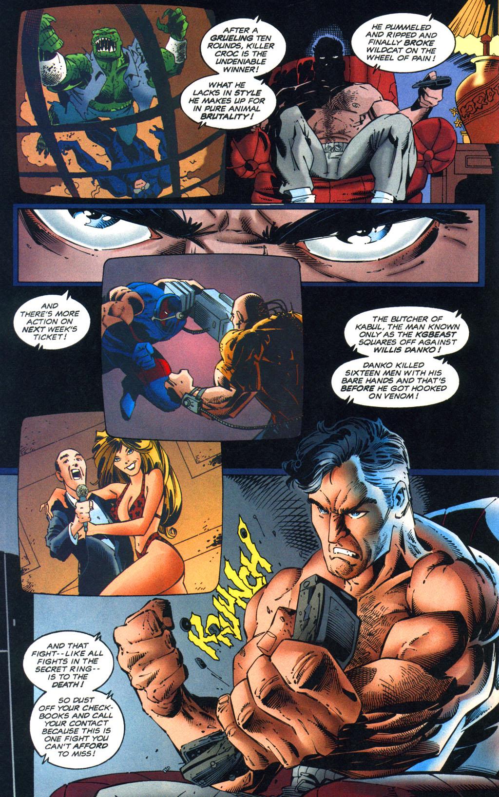 Read online Batman/Wildcat comic -  Issue #1 - 10