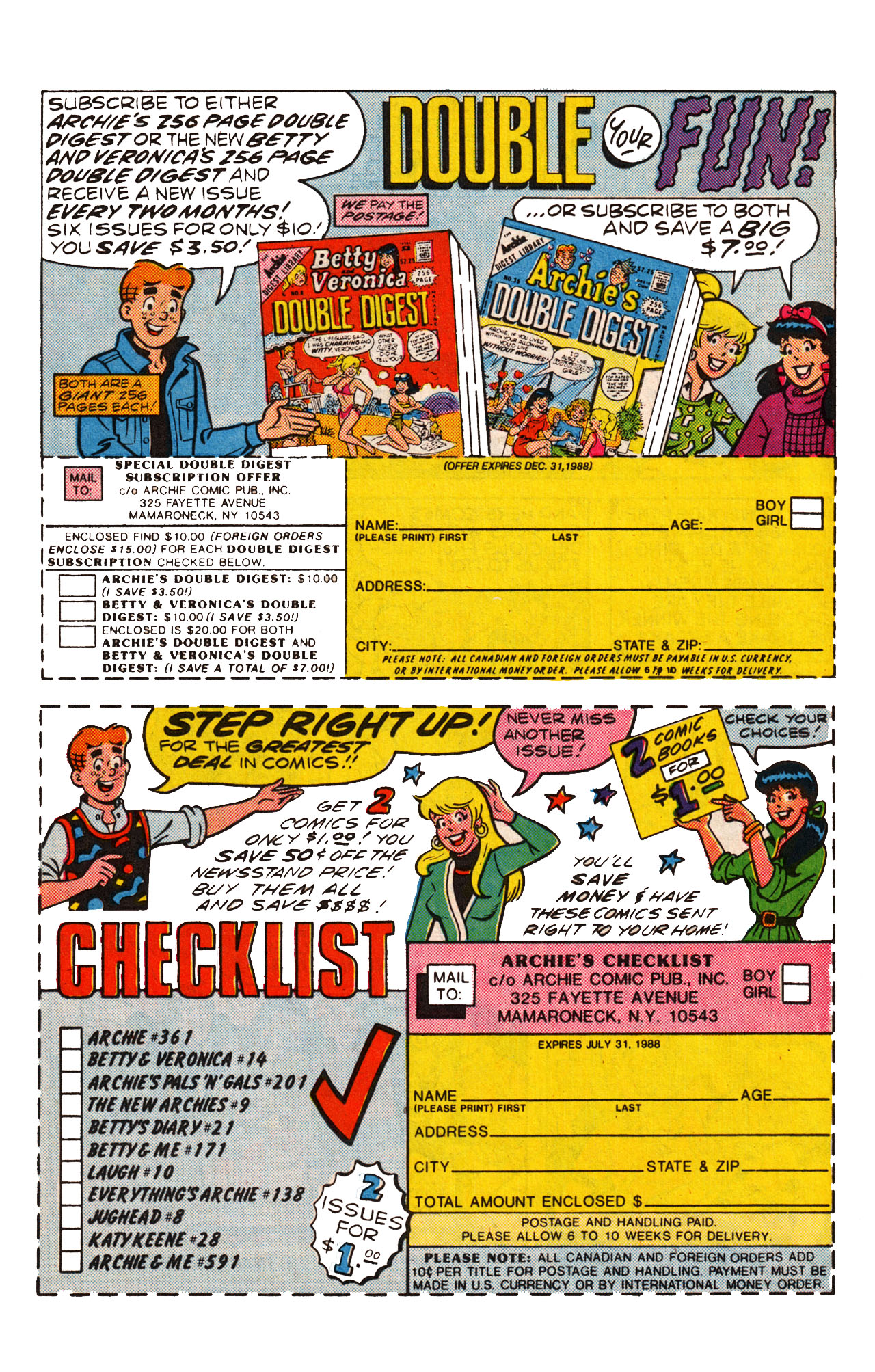 Read online Archie (1960) comic -  Issue #360 - 26