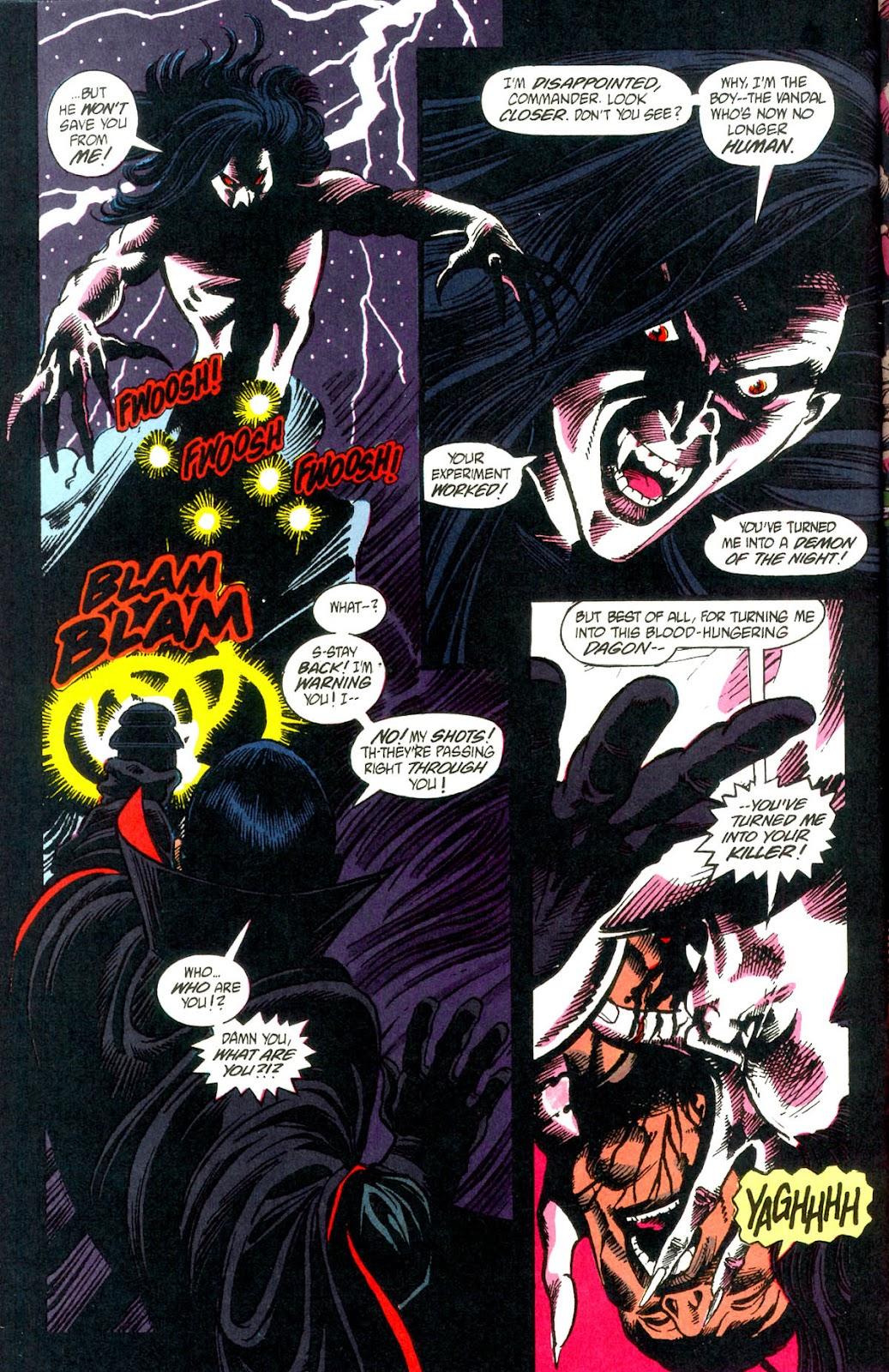 Read online Team Titans comic -  Issue #1c - 17