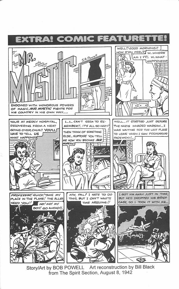 Read online Golden-Age Men of Mystery comic -  Issue #5 - 45