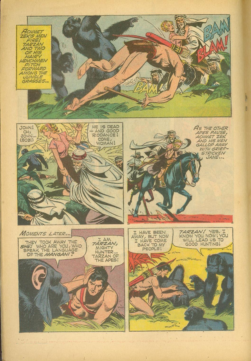 Tarzan (1962) issue 160 - Page 18