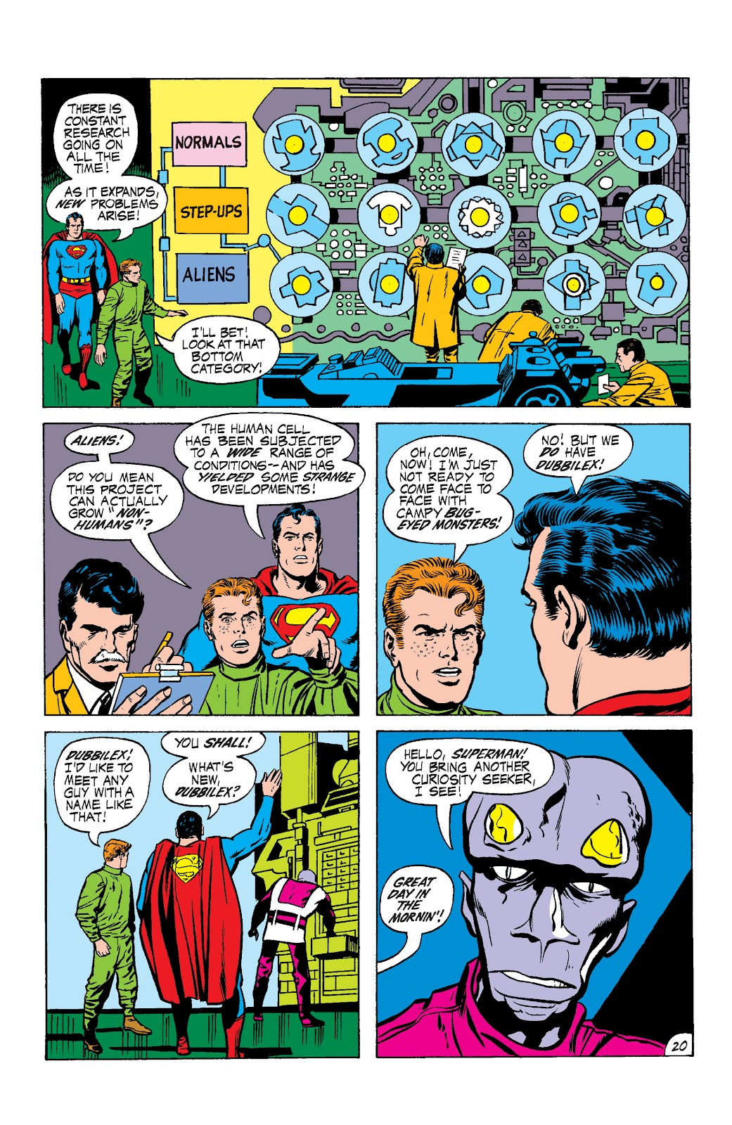 Read online Superman's Pal, Jimmy Olsen by Jack Kirby comic -  Issue # TPB (Part 1) - 96