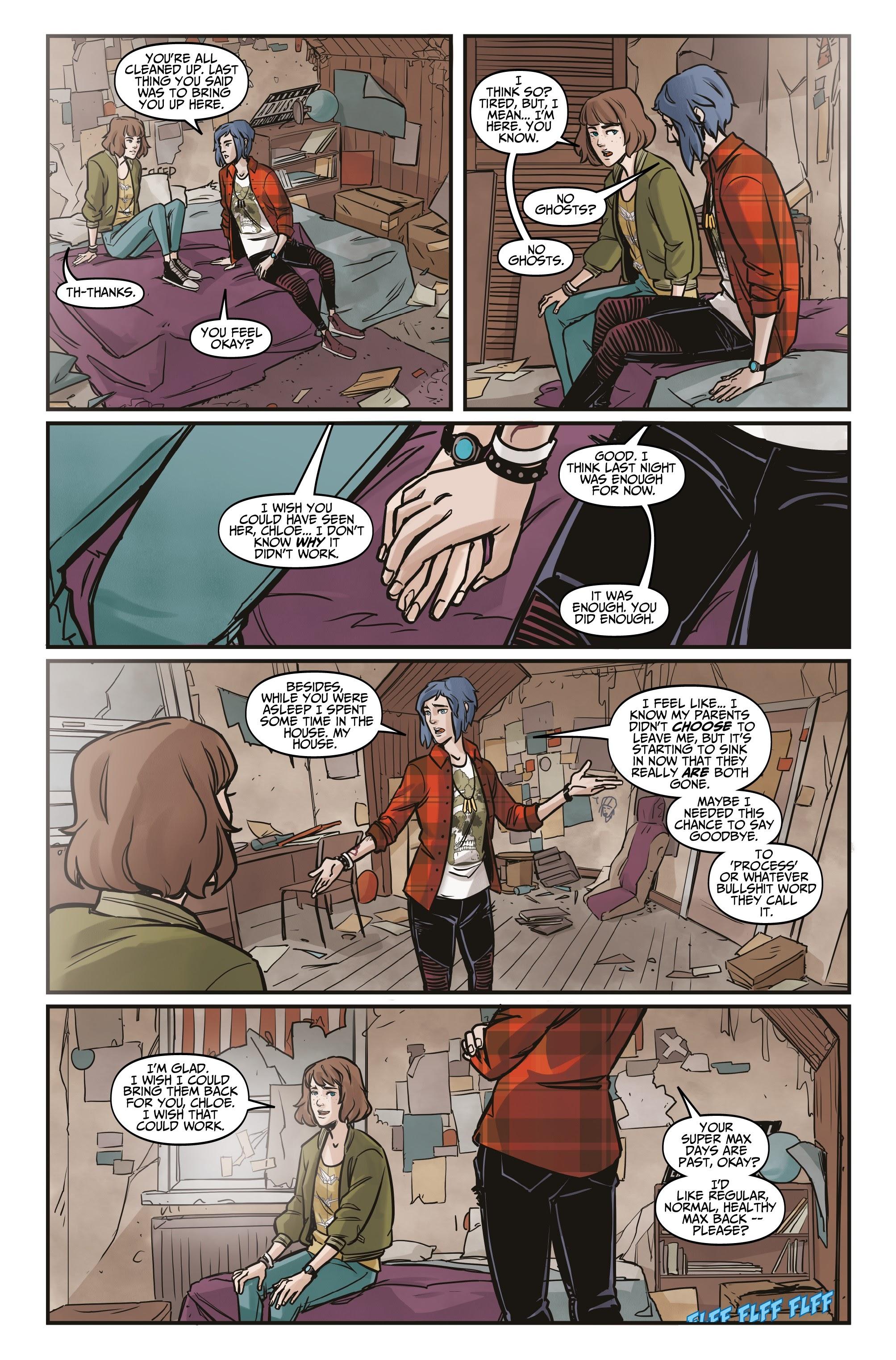 Life is Strange #3 #3 - English 13