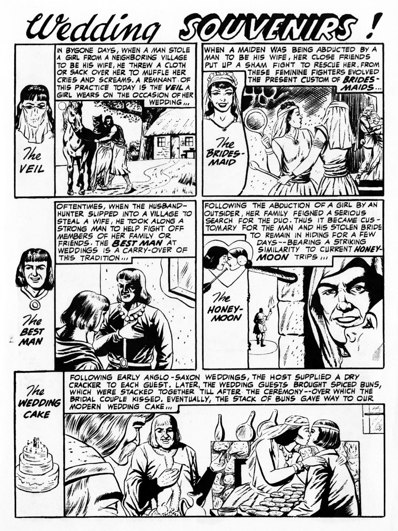 Read online Secret Hearts comic -  Issue #48 - 35