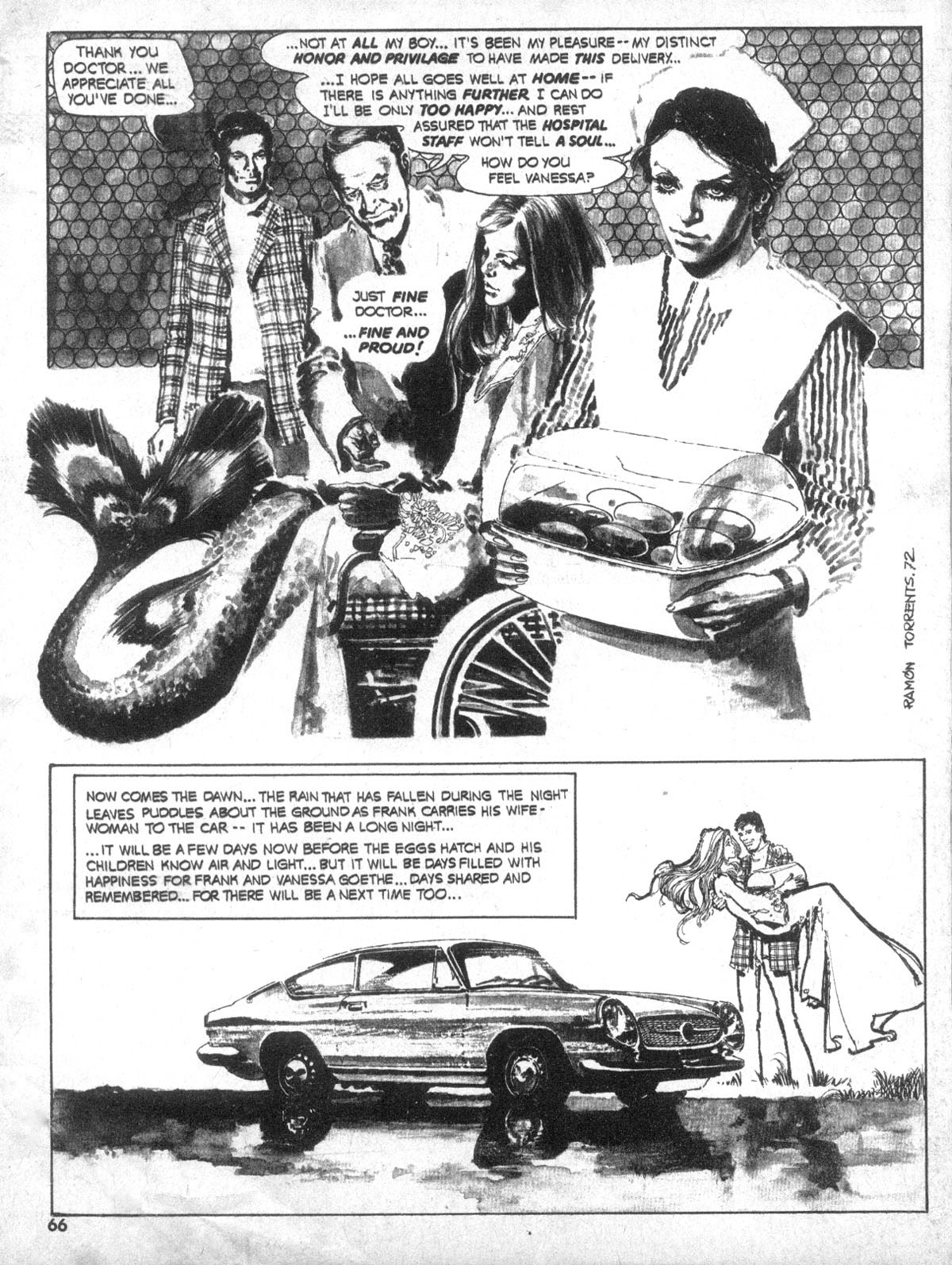 Psycho issue Annual - Page 65