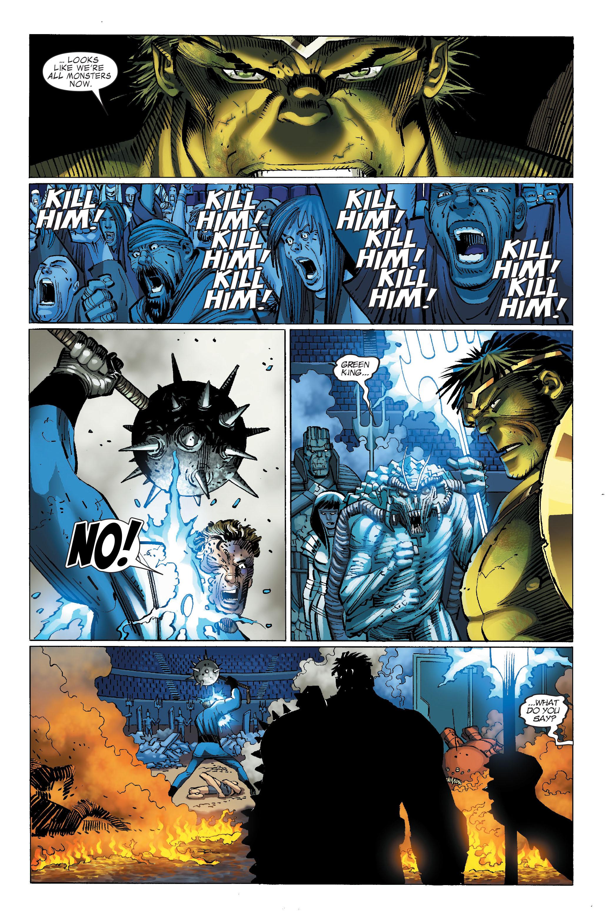 Read online World War Hulk comic -  Issue #4 - 33
