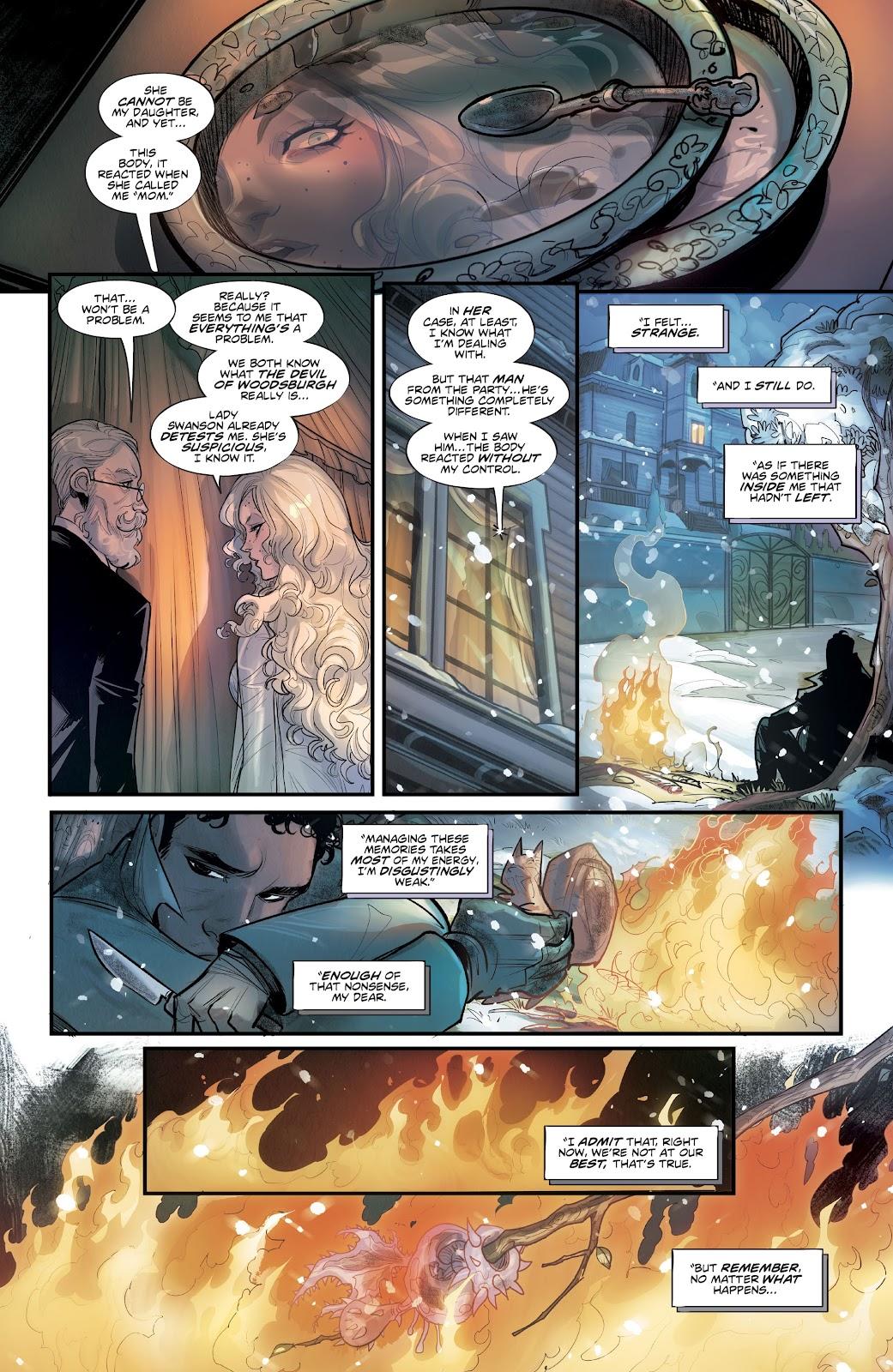 Read online Mirka Andolfo's Mercy comic -  Issue #2 - 28