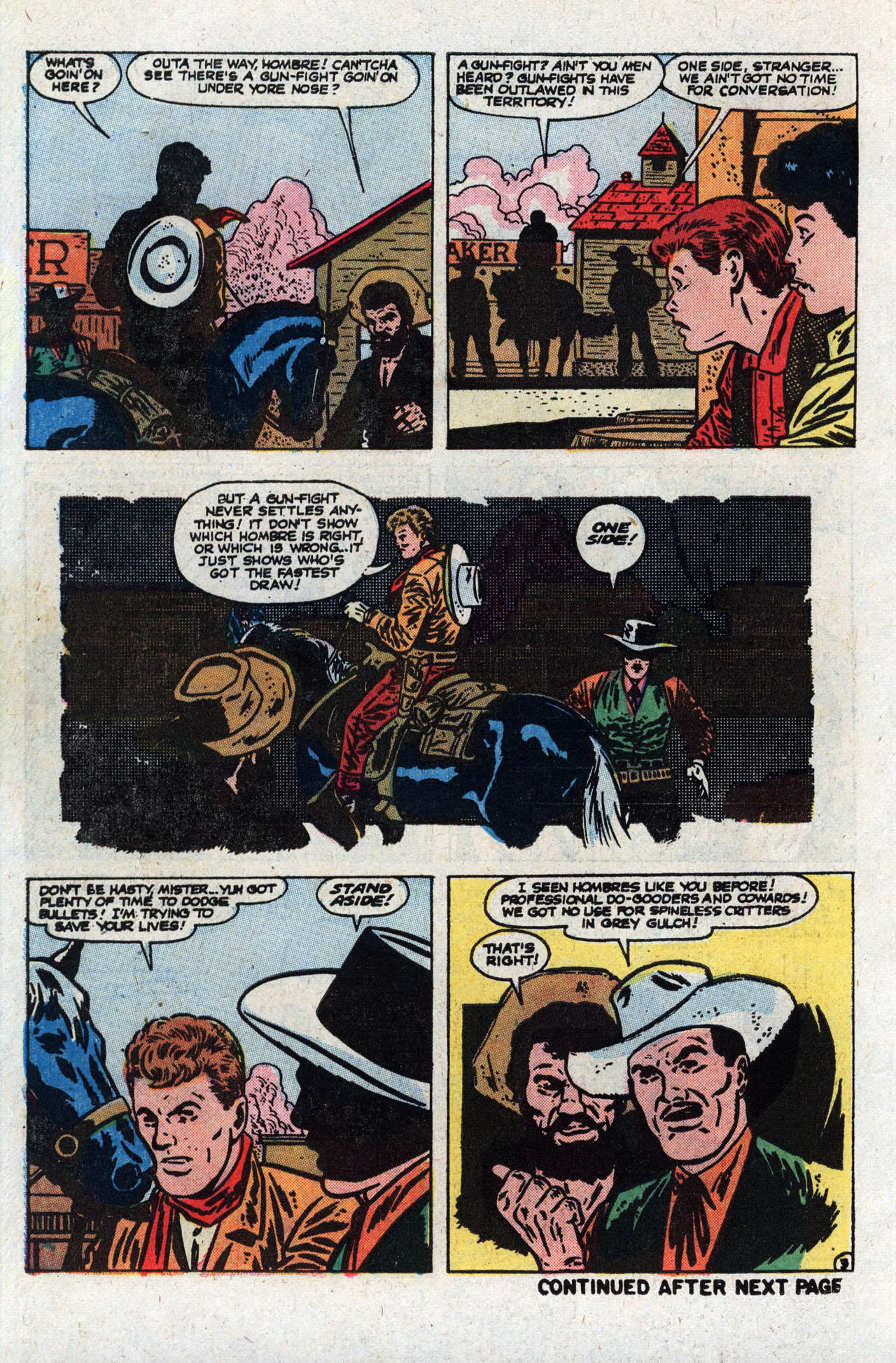 Read online Two-Gun Kid comic -  Issue #111 - 30