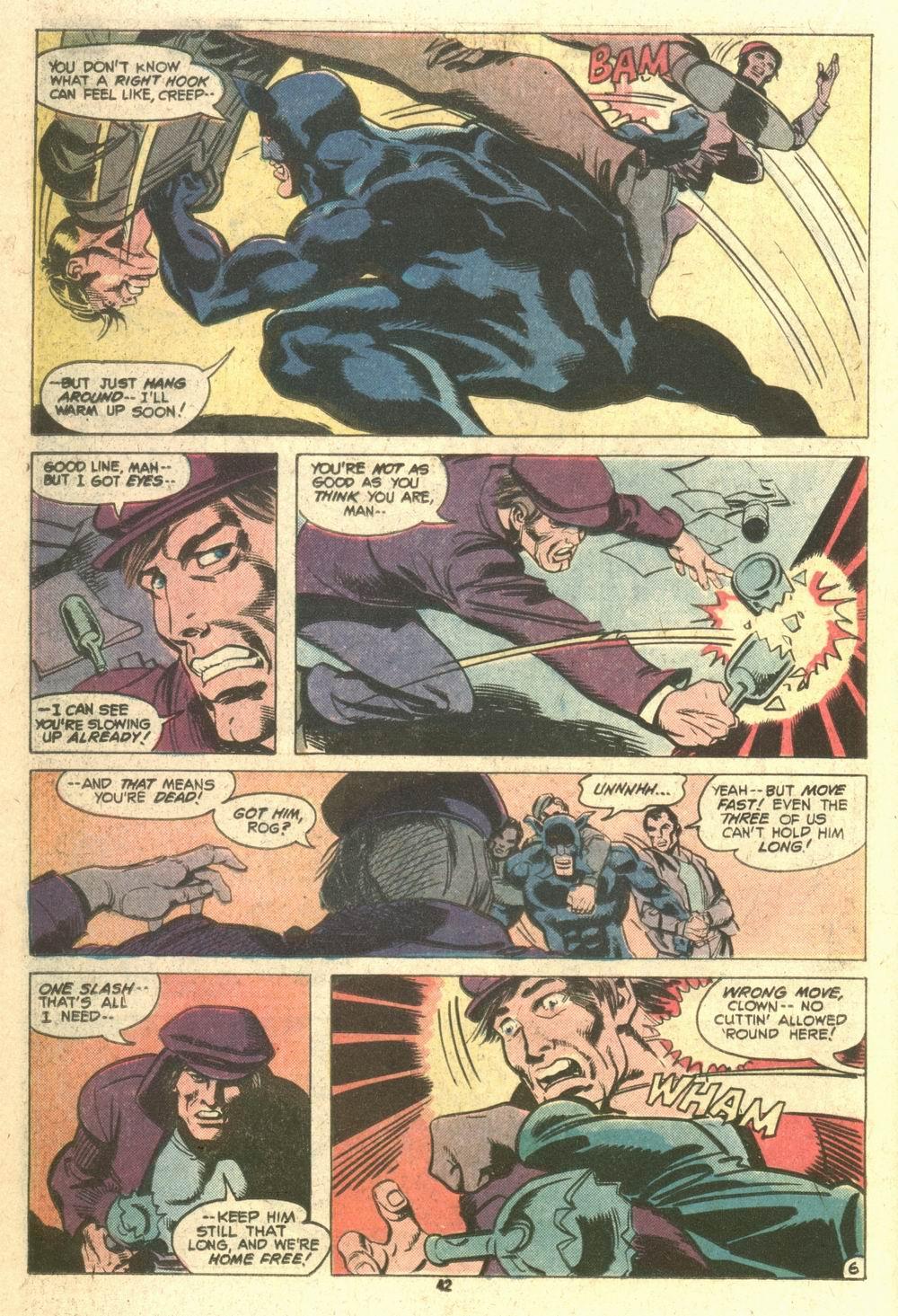 Read online Adventure Comics (1938) comic -  Issue #464 - 42