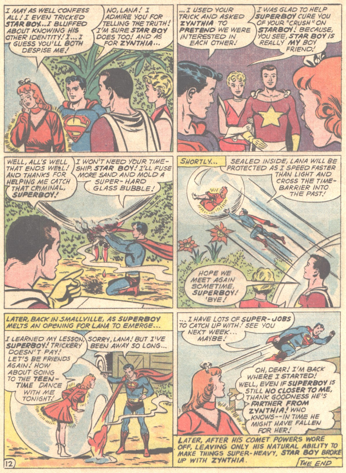 Read online Adventure Comics (1938) comic -  Issue #356 - 32
