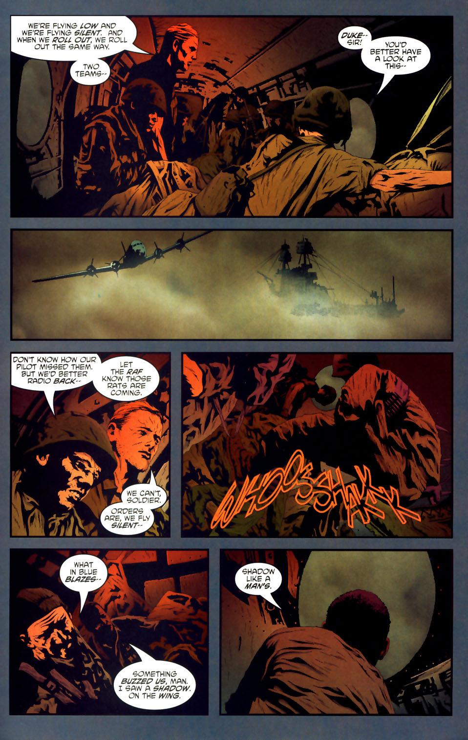 Read online Transformers/G.I. Joe comic -  Issue #1 - 15