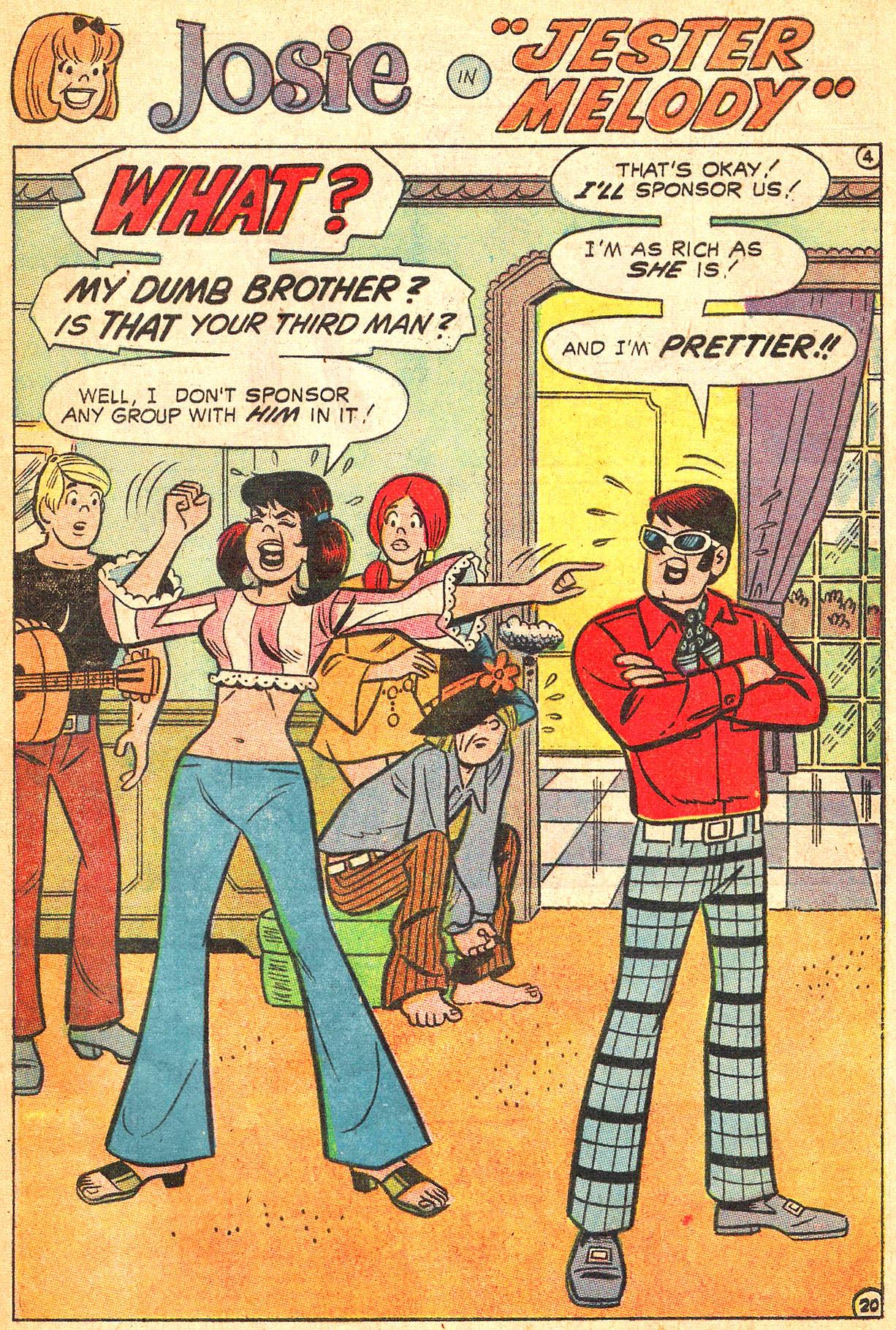 Read online She's Josie comic -  Issue #42 - 29