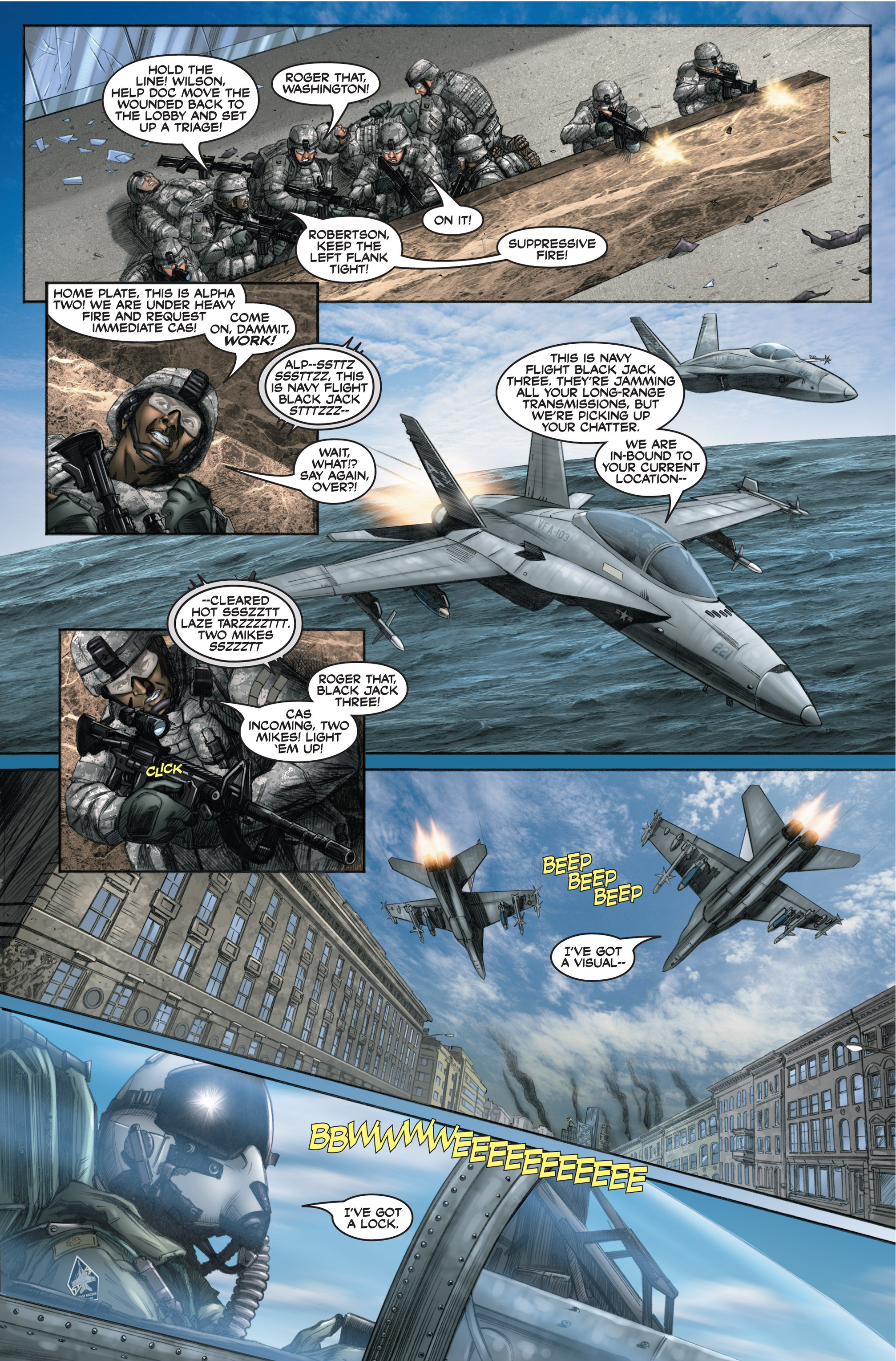 Read online America's Army comic -  Issue #6 - 20