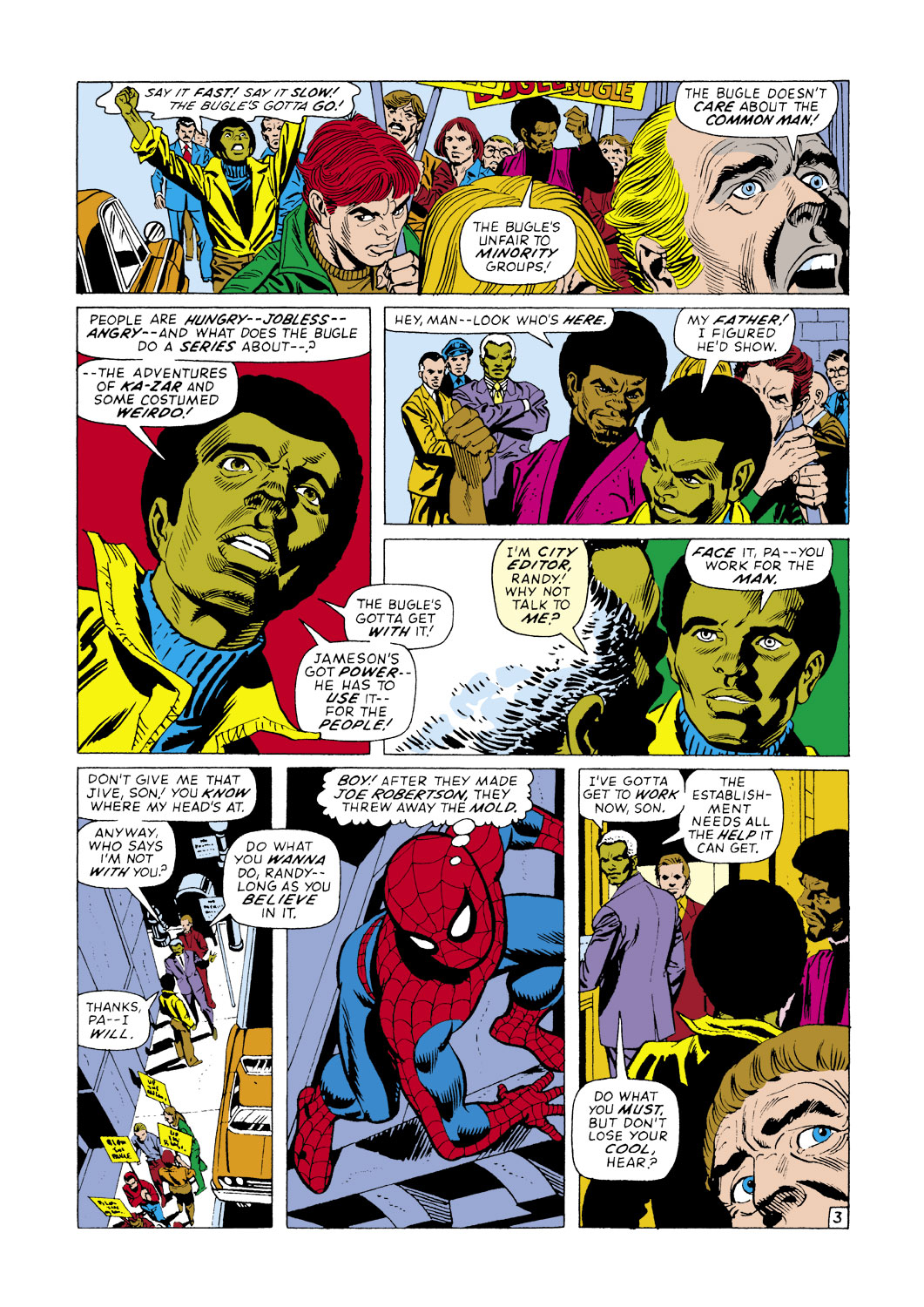 The Amazing Spider-Man (1963) 105 Page 3