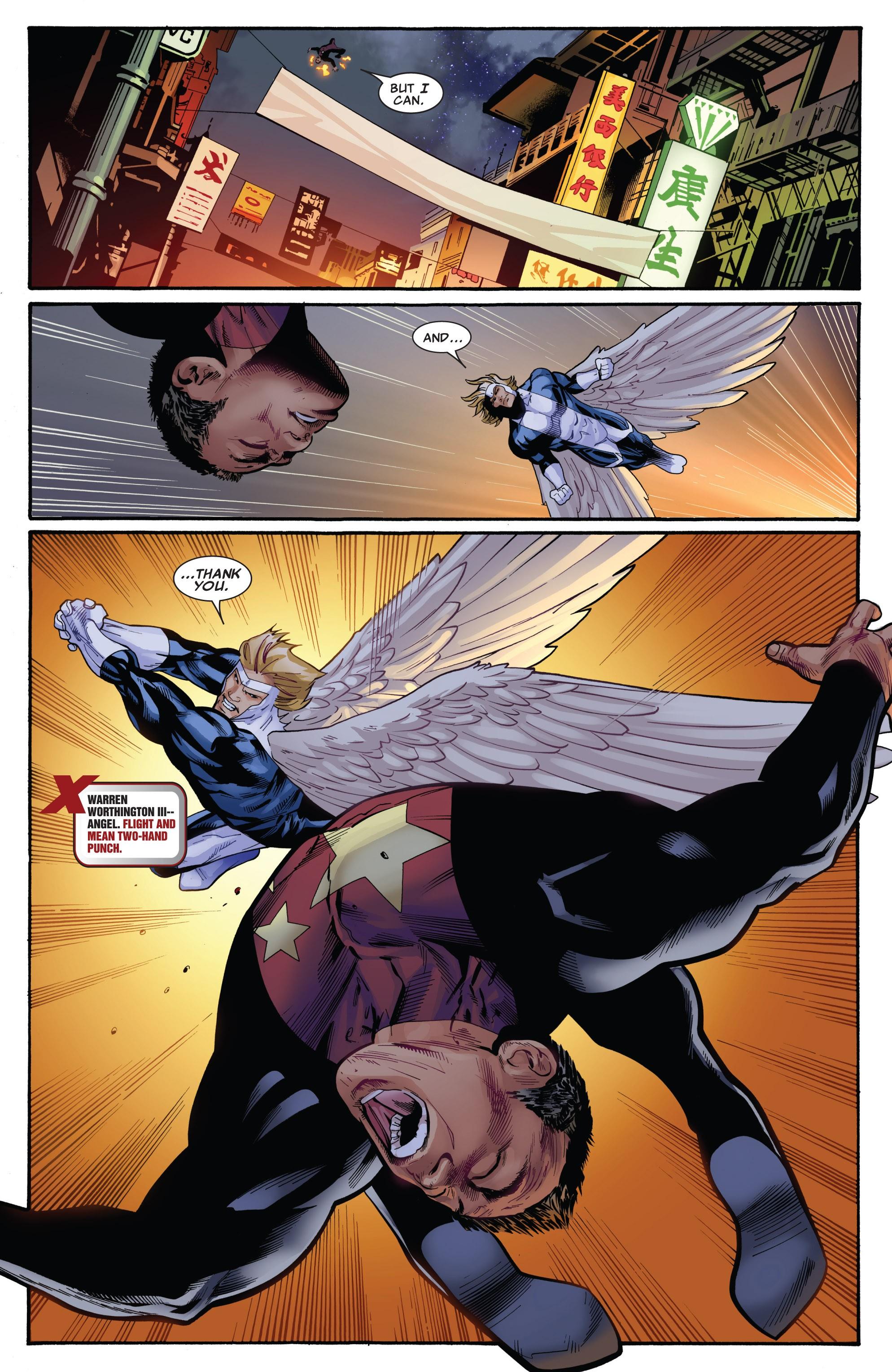 Read online Uncanny X-Men (1963) comic -  Issue #532 - 13