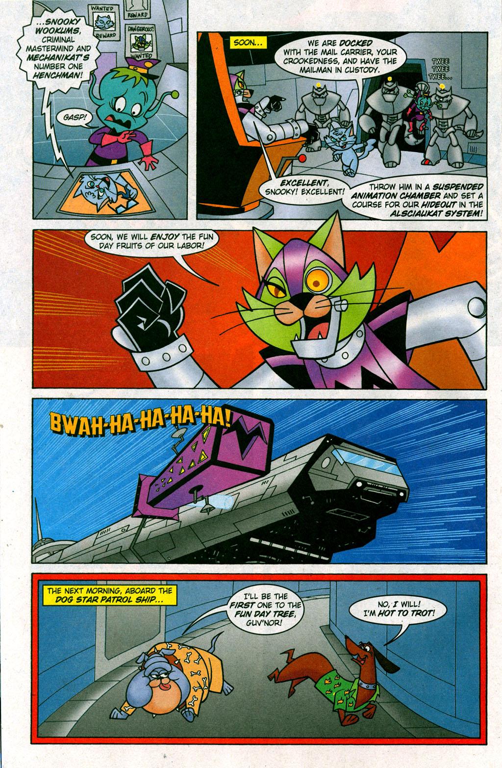 Read online Krypto the Superdog comic -  Issue #6 - 5