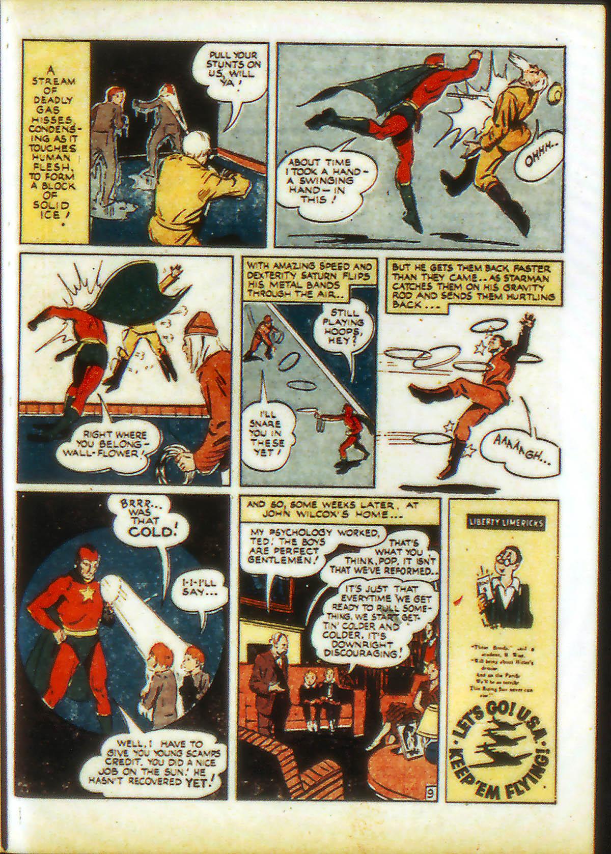 Read online Adventure Comics (1938) comic -  Issue #89 - 37