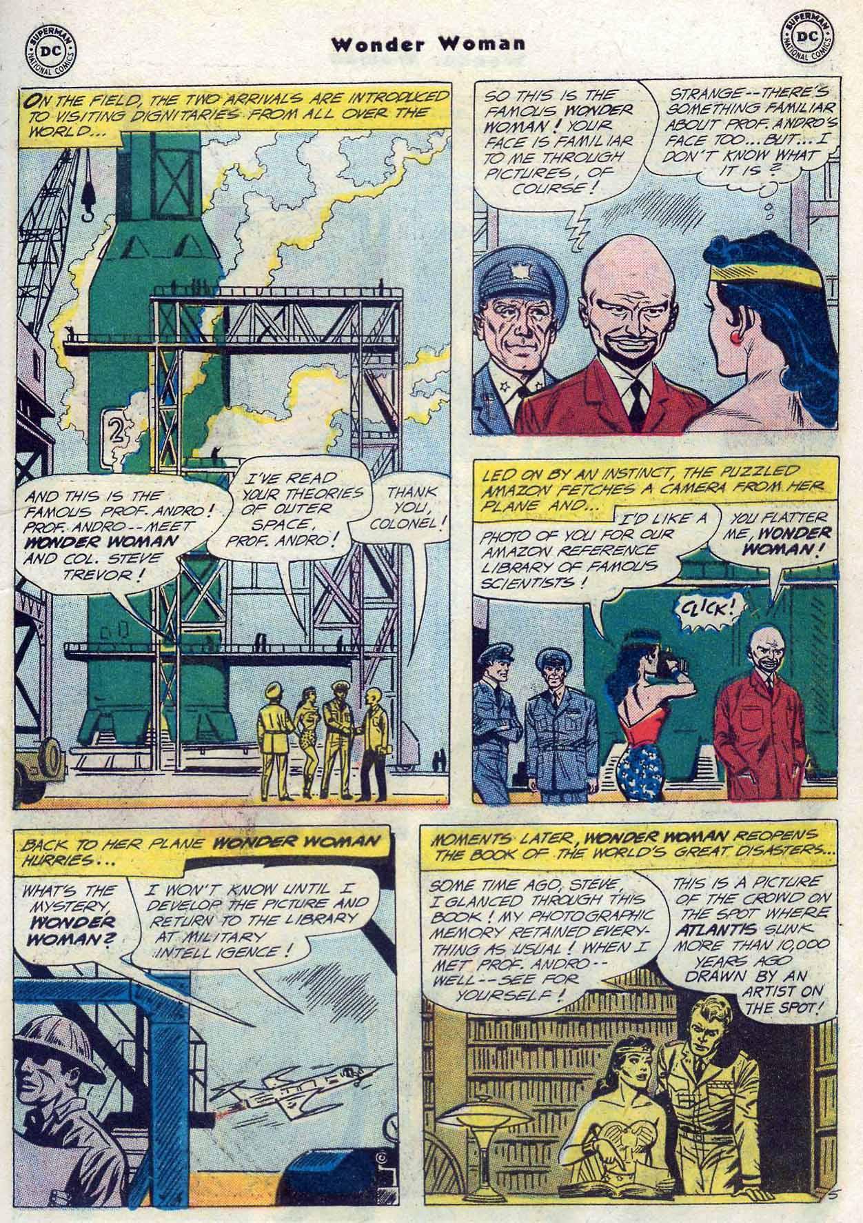 Read online Wonder Woman (1942) comic -  Issue #116 - 23