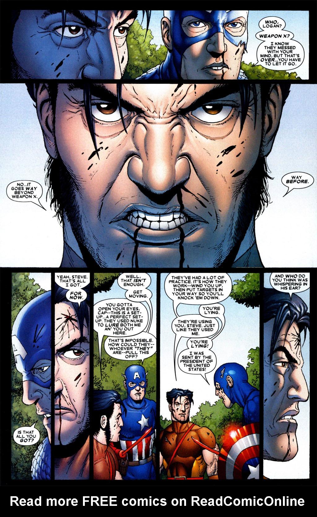 Read online Wolverine: Origins comic -  Issue #4 - 19