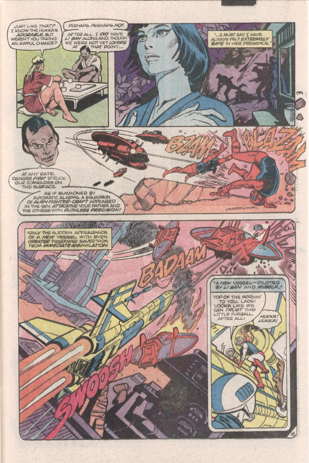 Read online Atari Force (1984) comic -  Issue #9 - 20