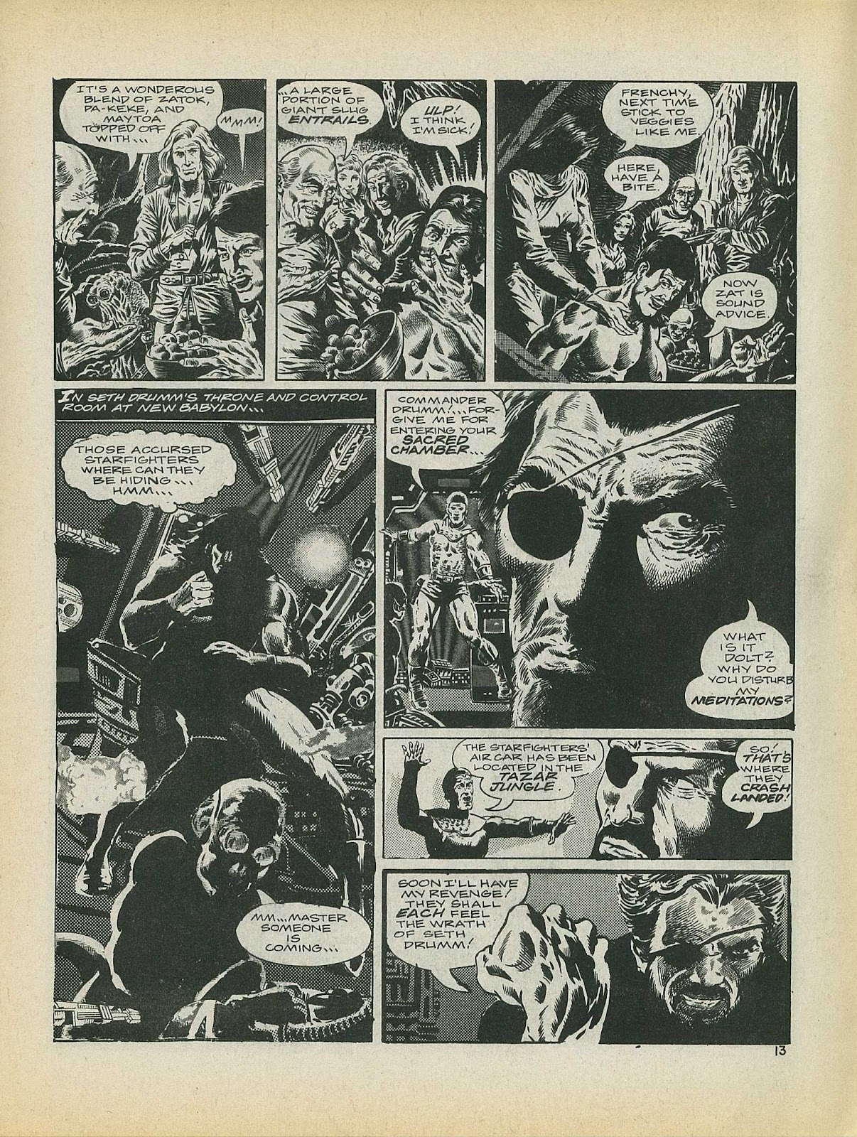 Star Fighters issue 4 - Page 14