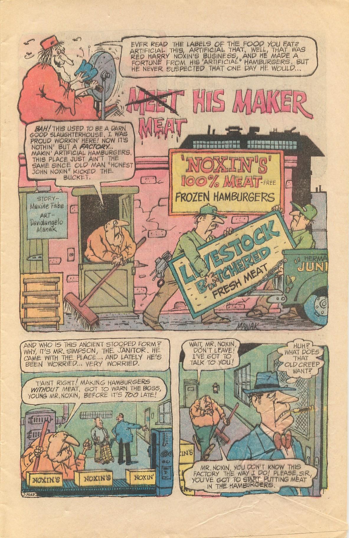 Read online Plop! comic -  Issue #20 - 5