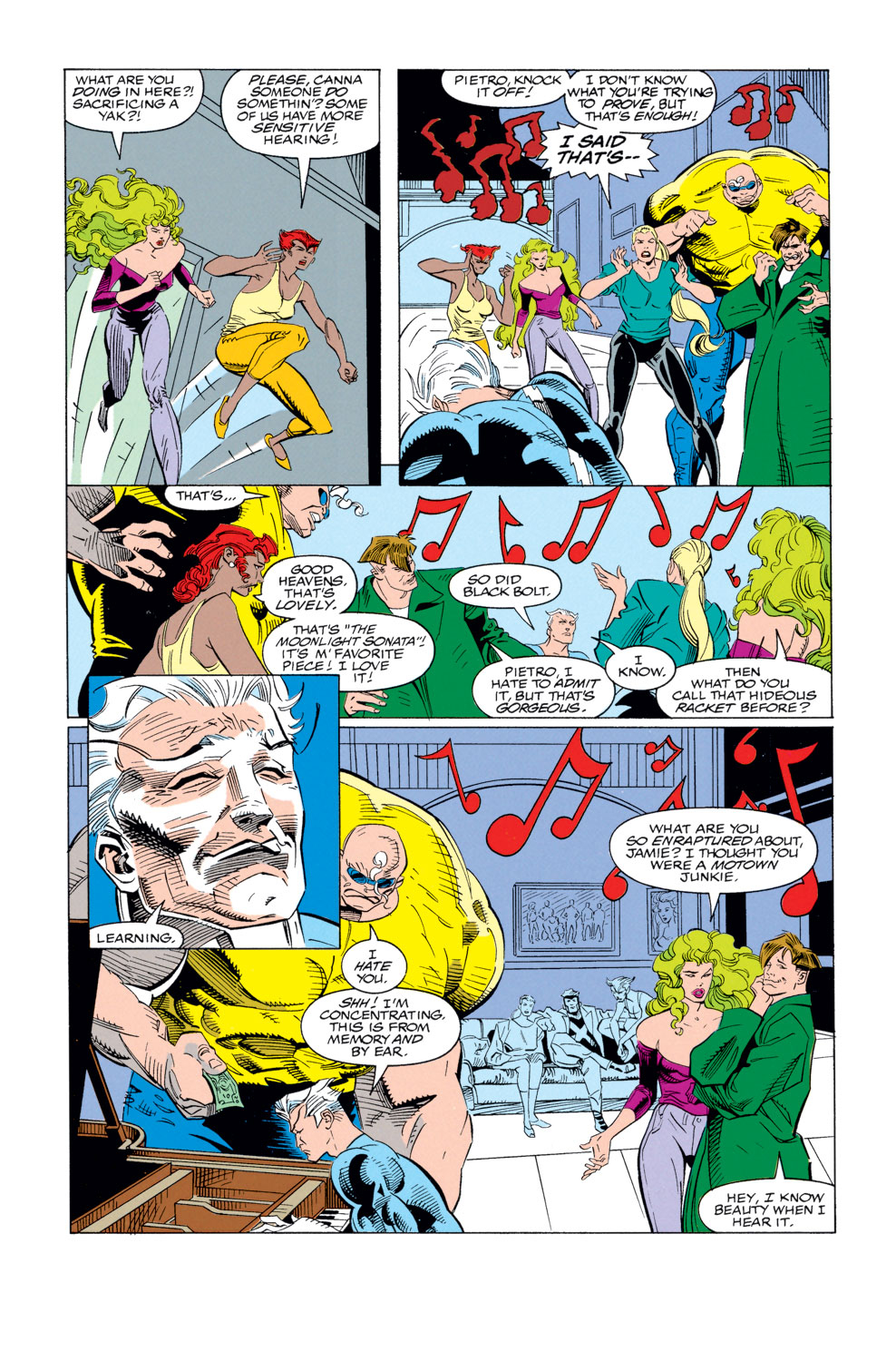 Read online X-Factor (1986) comic -  Issue #79 - 5