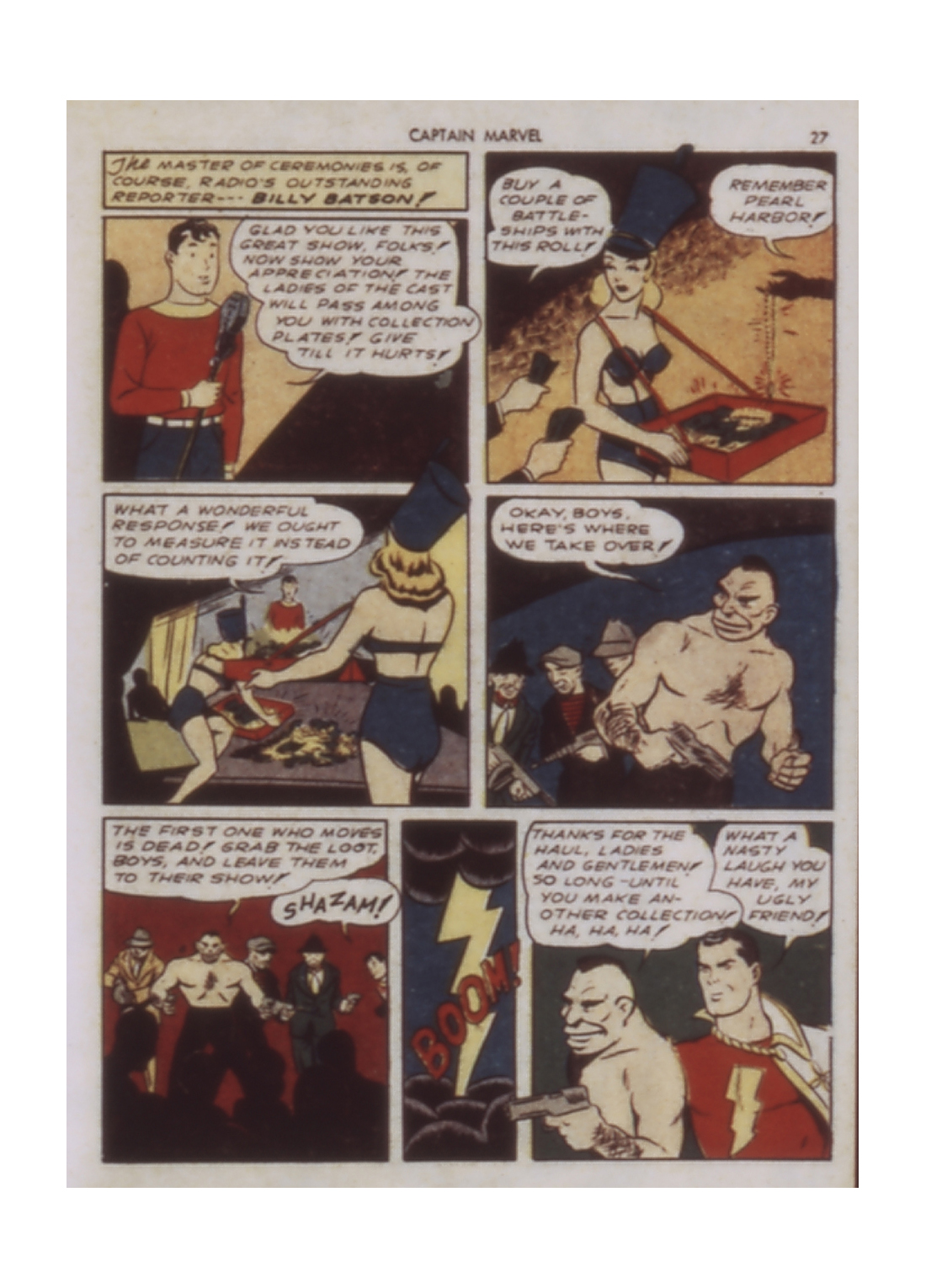 Captain Marvel Adventures issue 9 - Page 27