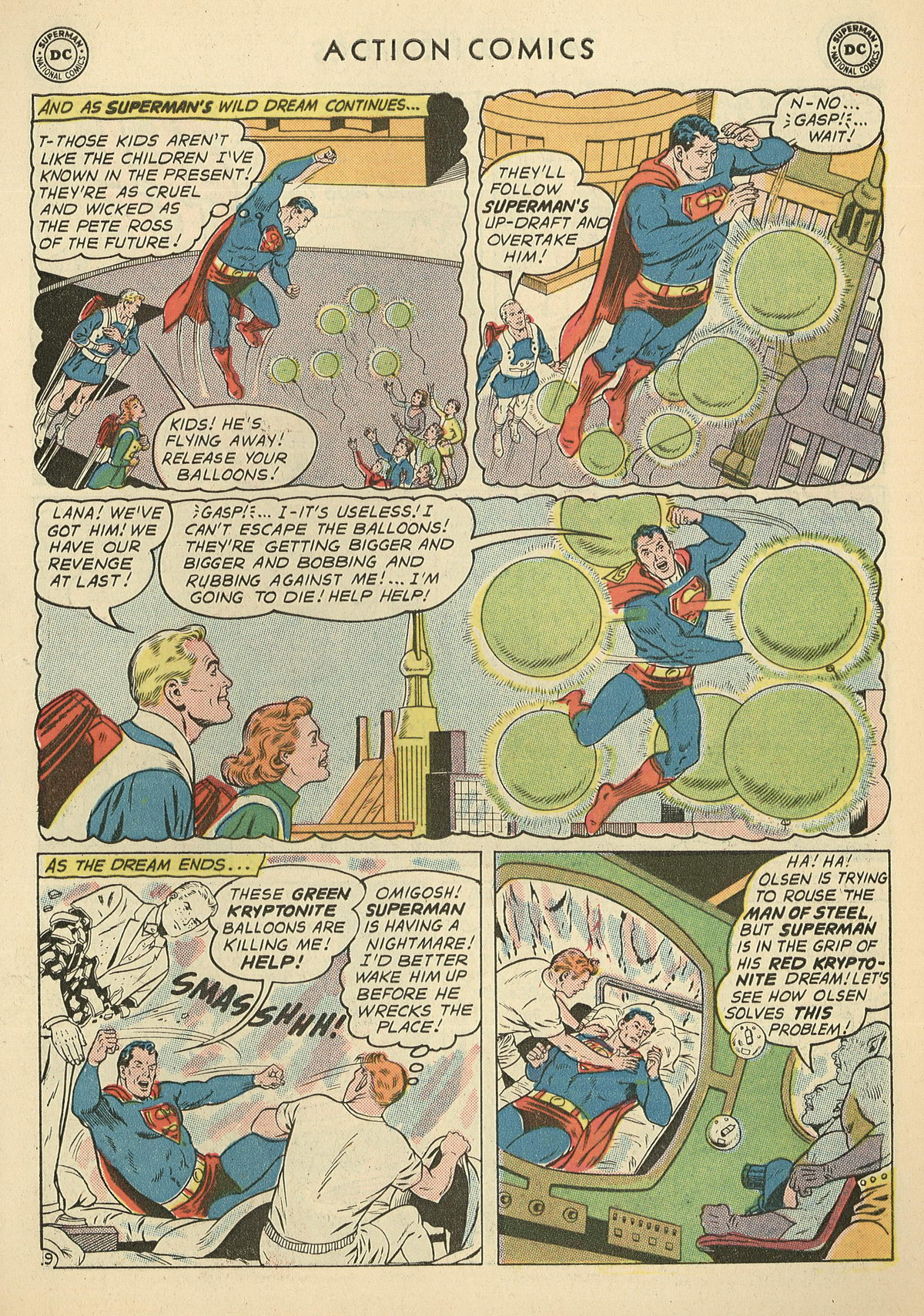 Read online Action Comics (1938) comic -  Issue #286 - 11