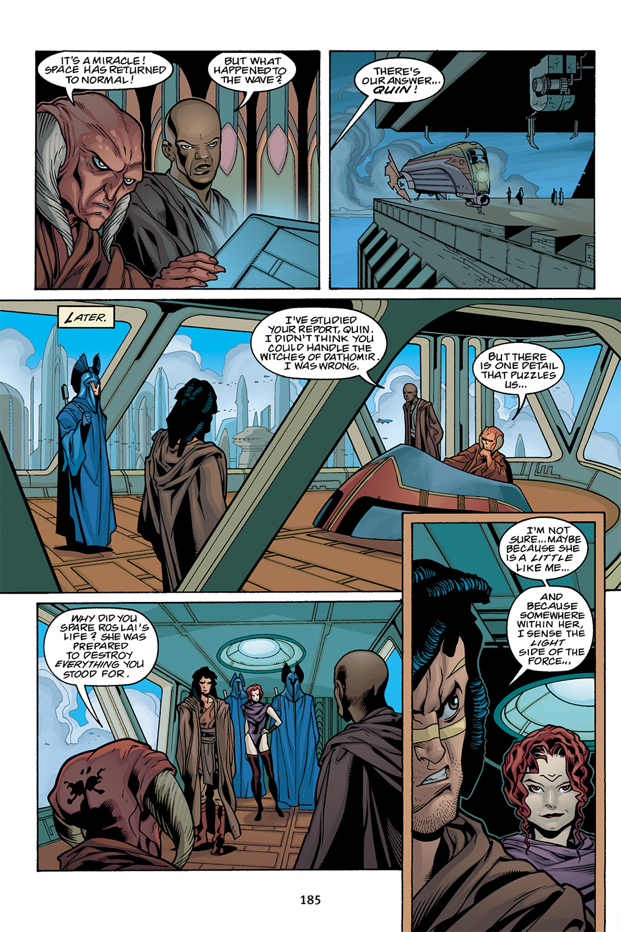 Read online Star Wars Omnibus comic -  Issue # Vol. 15 - 182