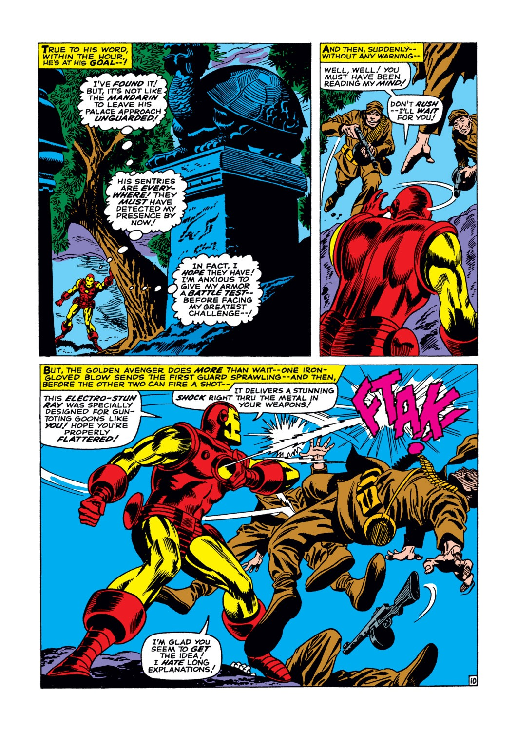 Tales of Suspense (1959) issue 85 - Page 11