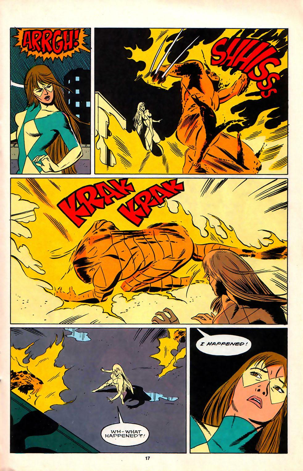Read online Alpha Flight (1983) comic -  Issue #75 - 15