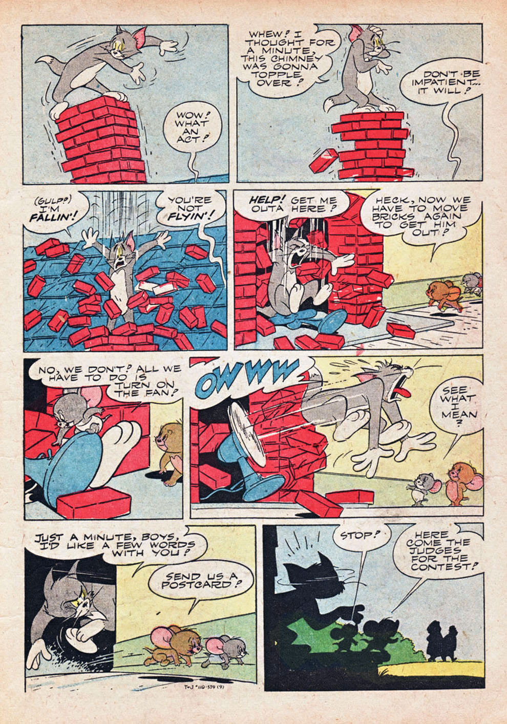 Tom & Jerry Comics issue 110 - Page 10